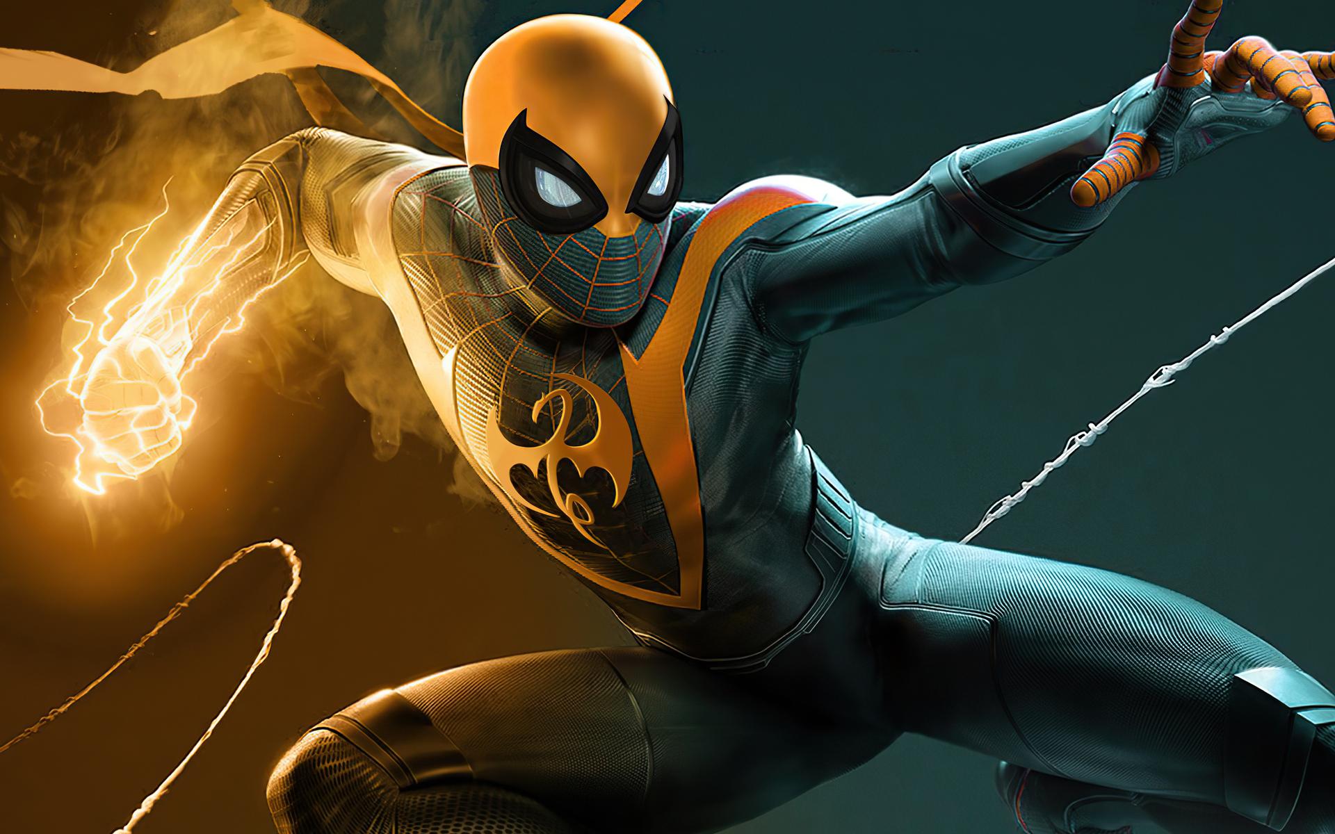 22+ Spider Man Miles Morales Game Hd Wallpaper Images