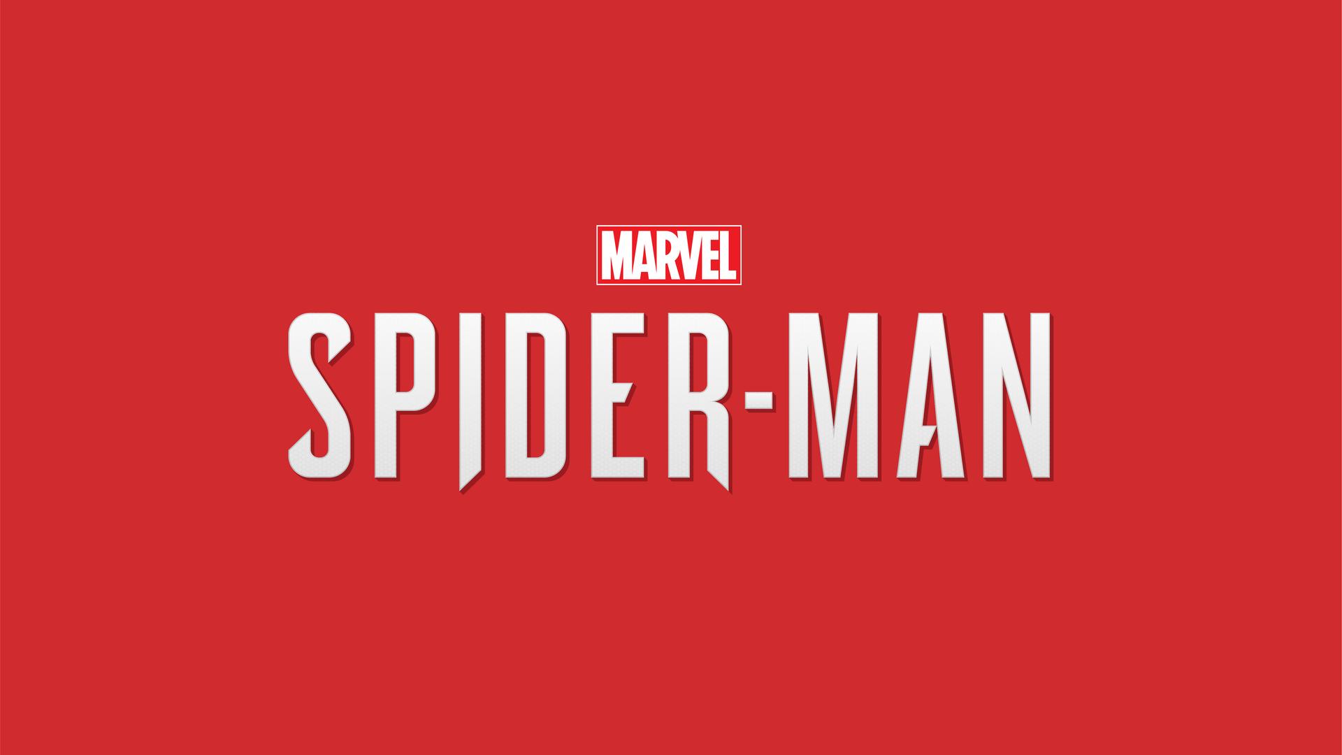 1920x1080 Marvel Spiderman Ps4 Logo 5k Laptop Full Hd 1080p Hd 4k