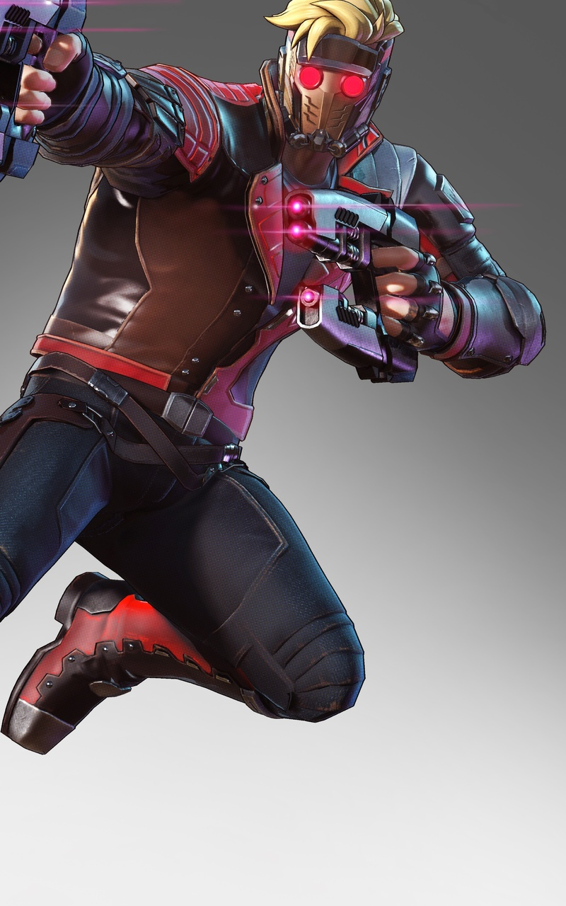 800x1280 Marvel Ultimate Alliance 3 2019 Star Lord 8k Nexus 7