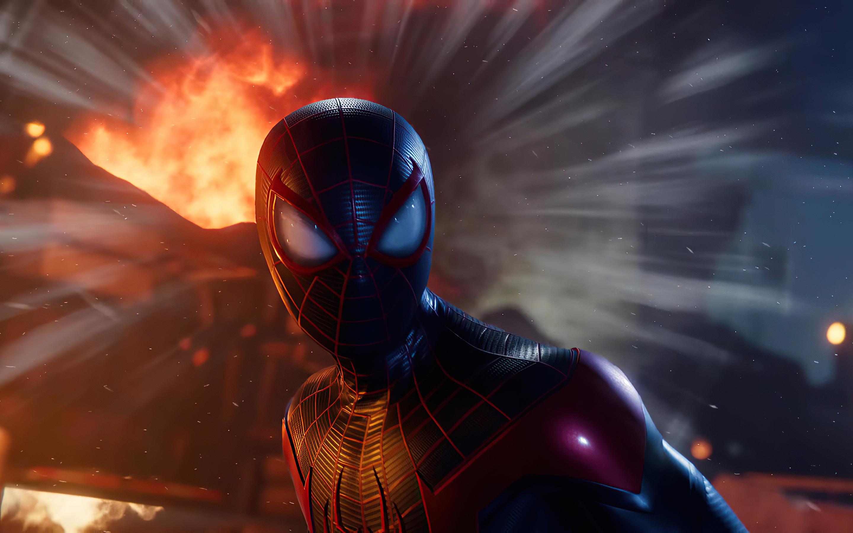 2880x1800 Marvels Spider Man Miles Morales 2020 4k Ps5 ...