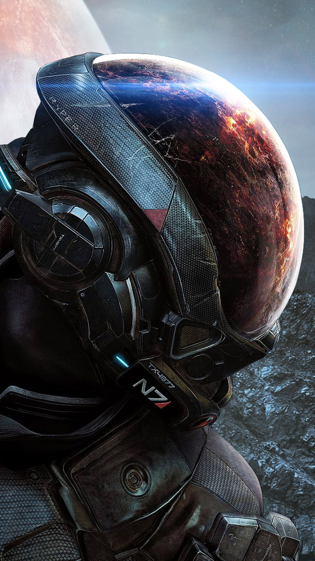 1080x1920 Mass Effect Andromeda Game 4k Iphone 7,6s,6 Plus ...