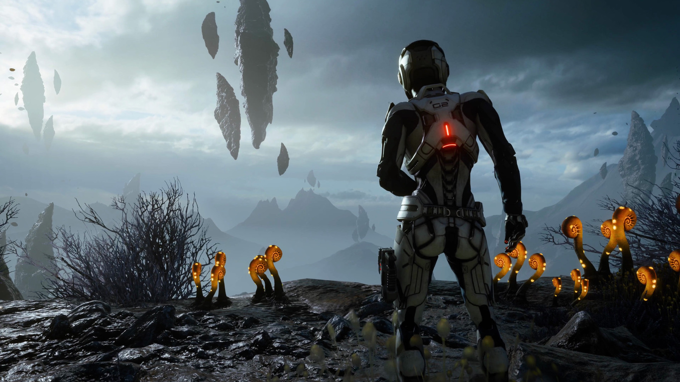 1366x768 Mass Effect Andromeda Hd Game 1366x768 Resolution Hd 4k