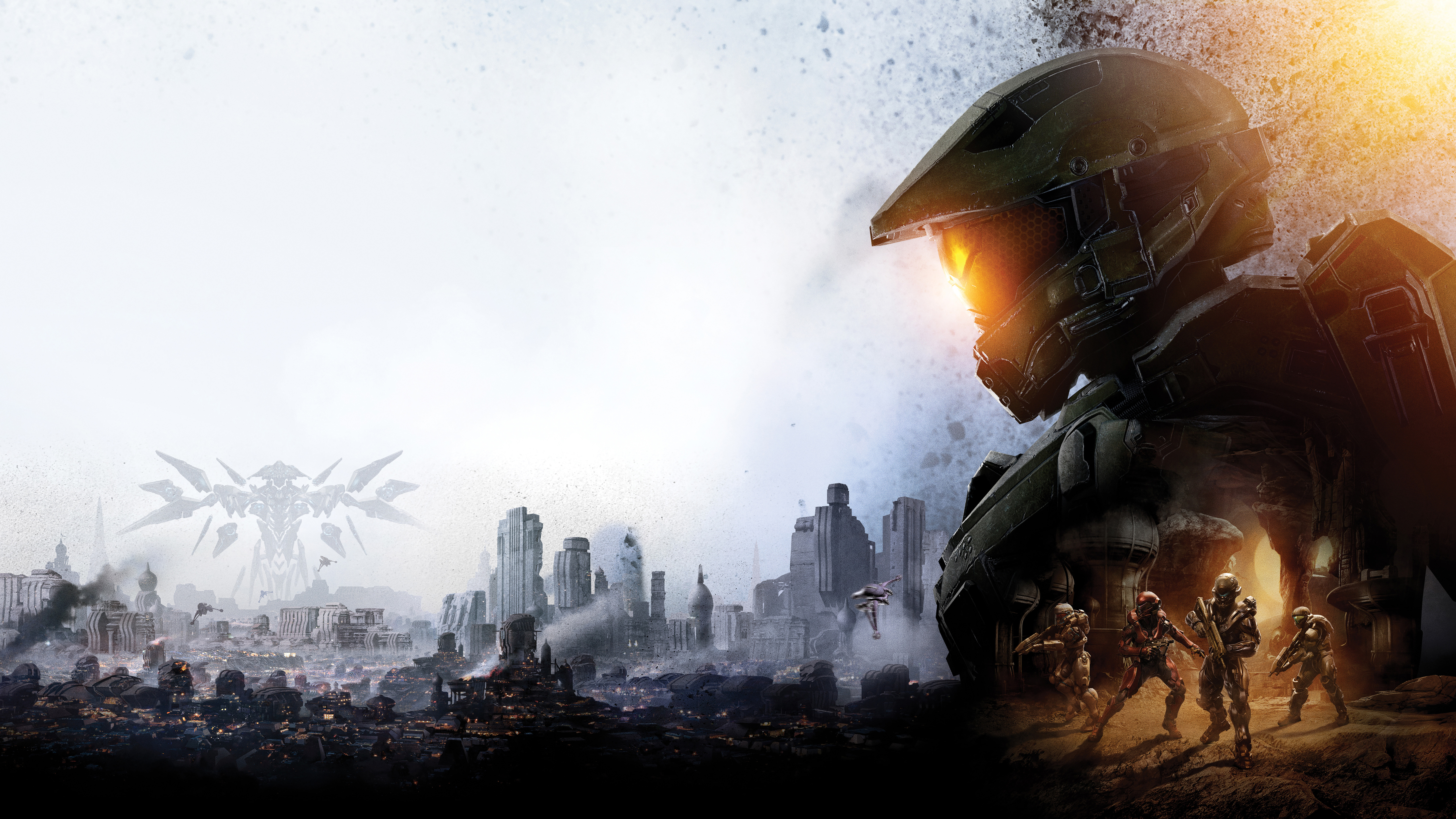 5120x2880 Master Chief Halo 5 8k 5k Hd 4k Wallpapers Images