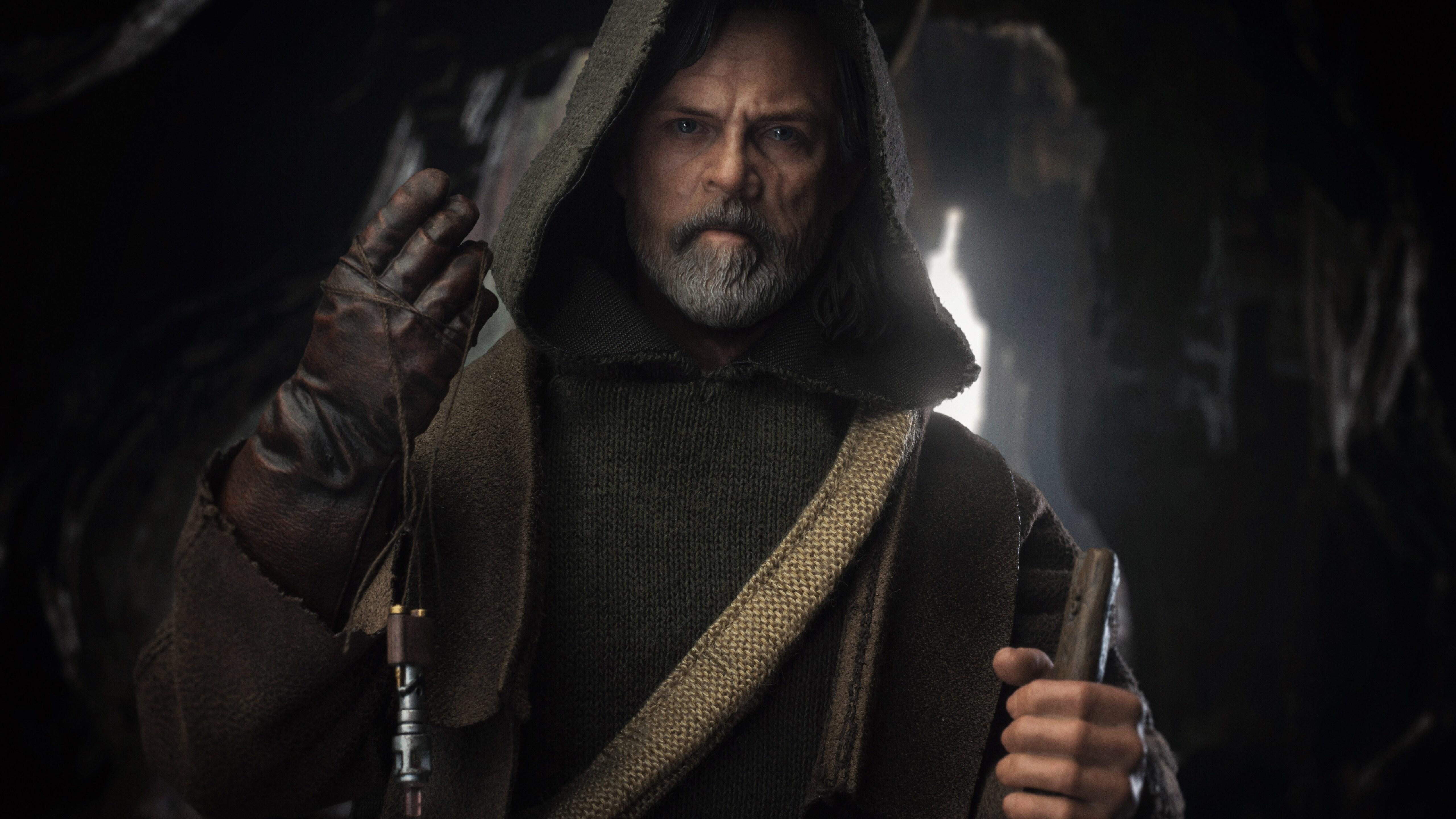 5120x2880 Master Luke Skywalker 5k Hd 4k Wallpapers Images