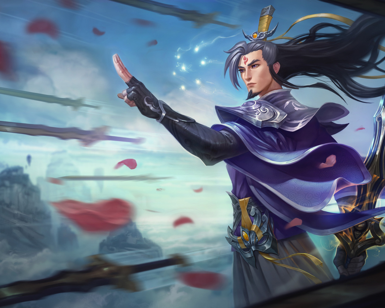 1280x1024 Master Yi League Of Legends 1280x1024 Resolution Hd 4k