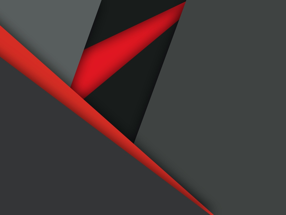 1152x864 Material Design Dark Red Black 1152x864 Resolution Hd 4k