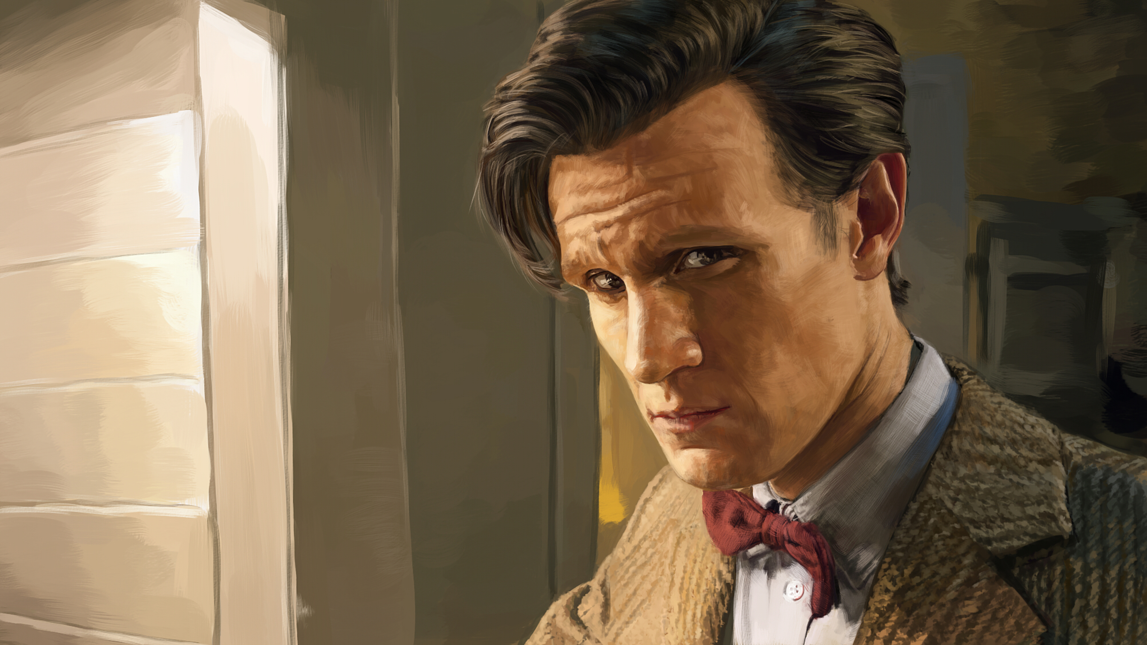 3840x2160 Matt Smith Doctor Who 4k Hd 4k Wallpapers Images