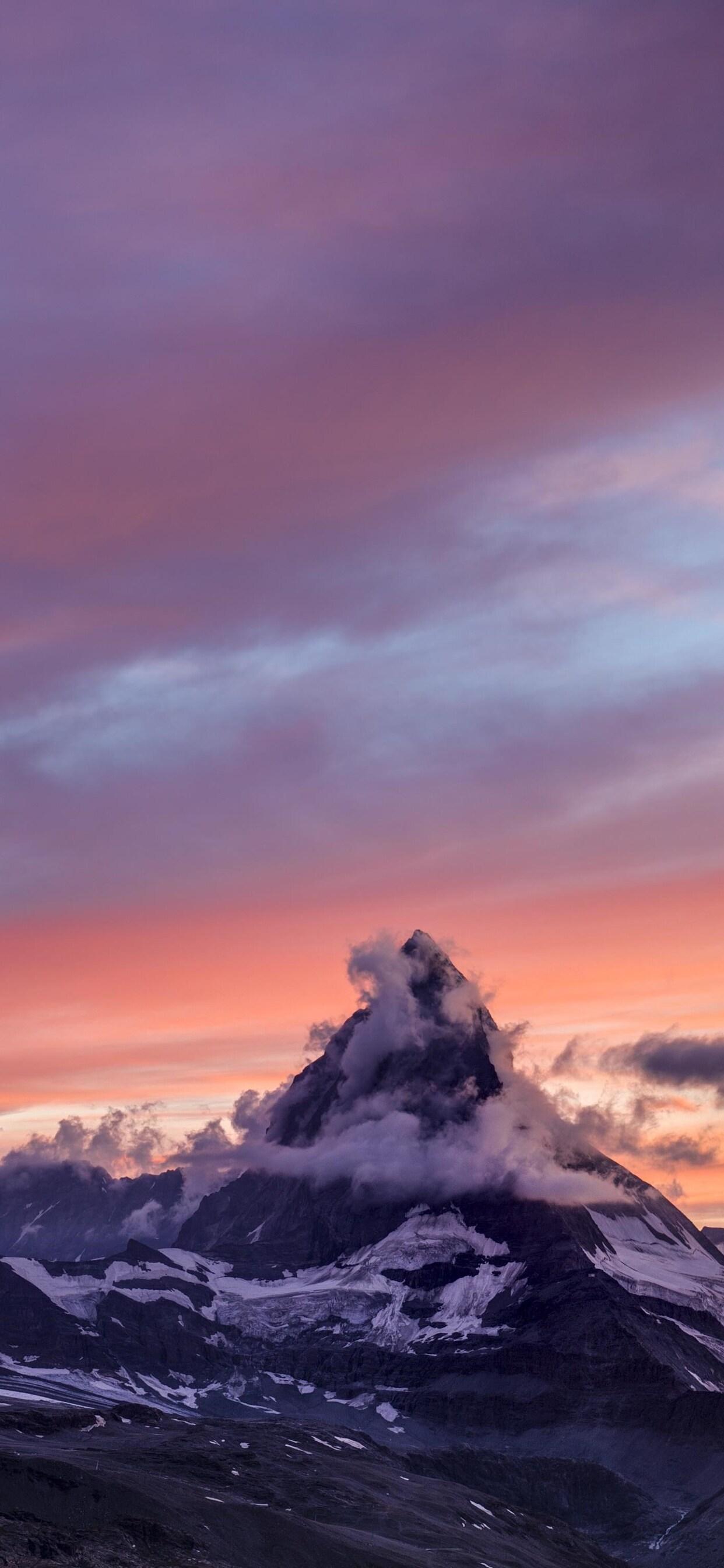 1242x2688 Matterhorn Mountain Iphone Xs Max Hd 4k Wallpapers