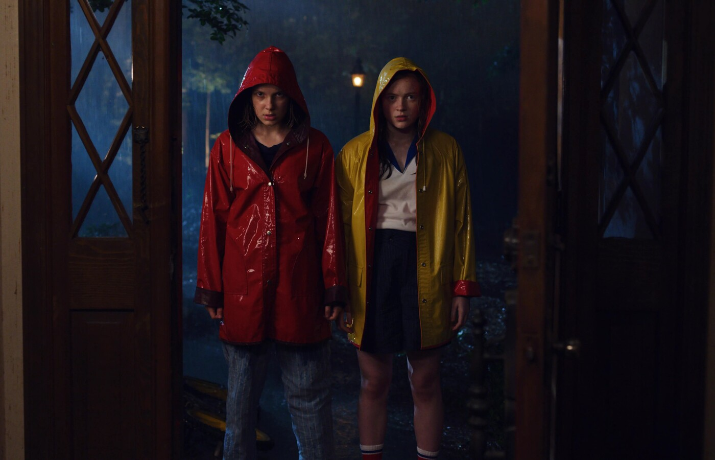 1400x900 Max And Eleven Stranger Things Season 3 1400x900