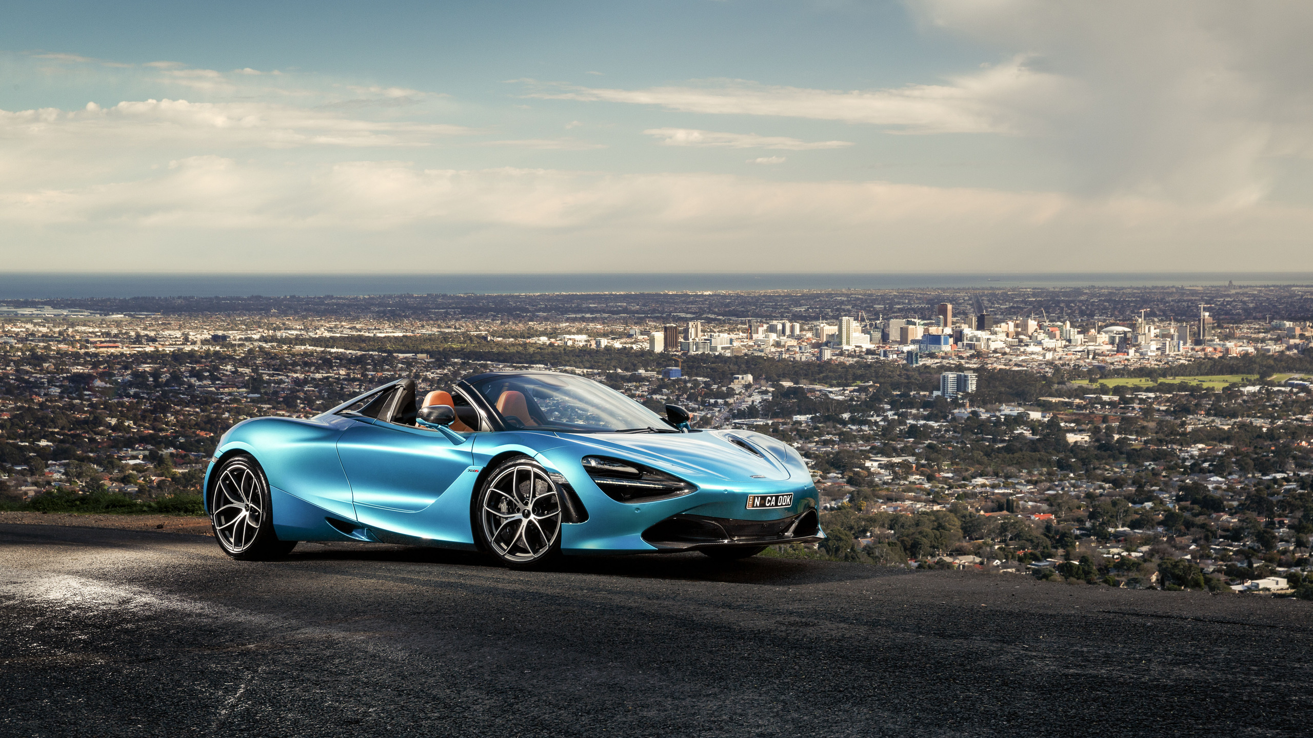 2560x1440 Mclaren 720s Spider 2019 5k Front 1440p Resolution Hd 4k Wallpapers Images Backgrounds Photos And Pictures