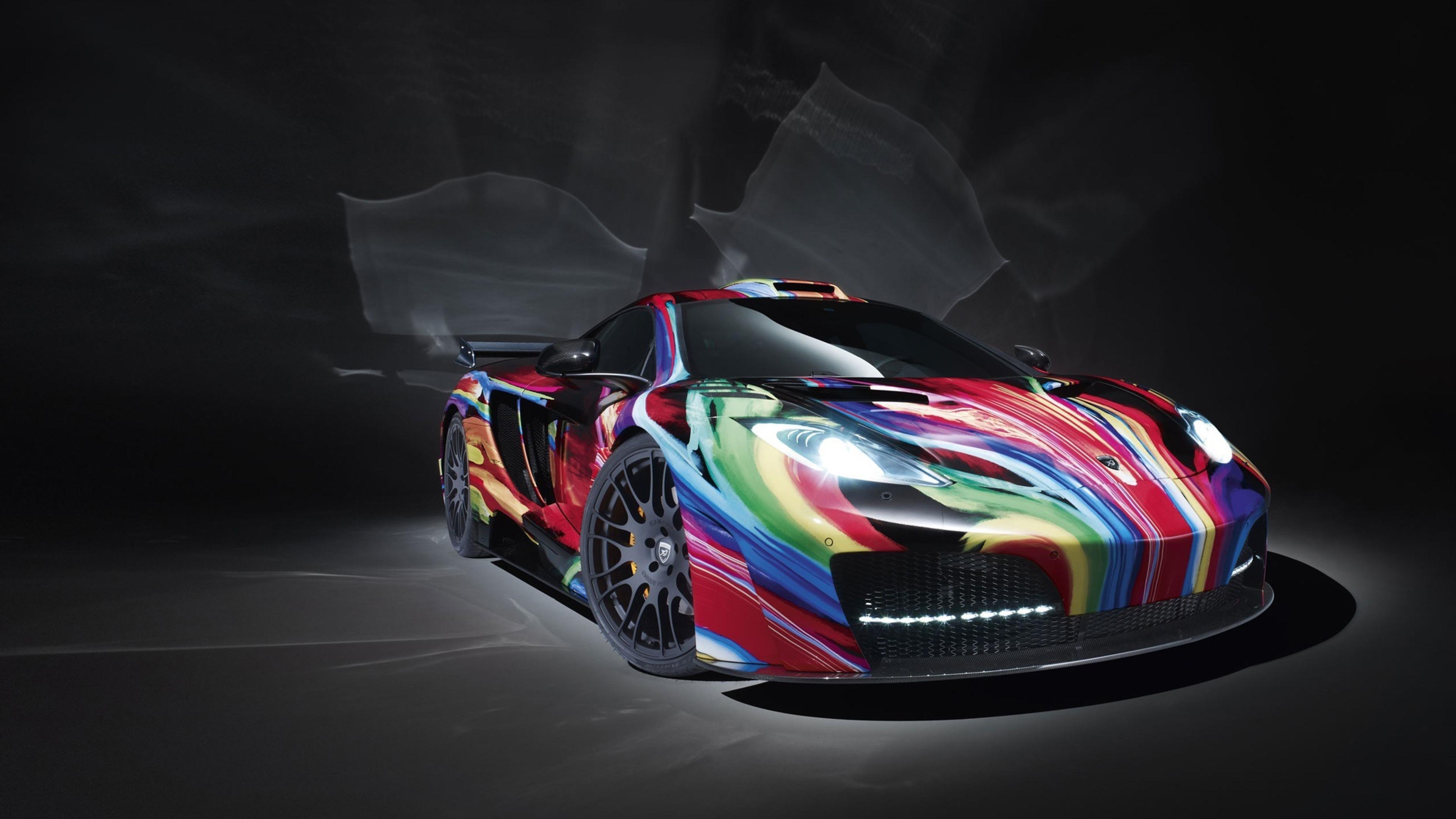 McLaren черный фон без смс
