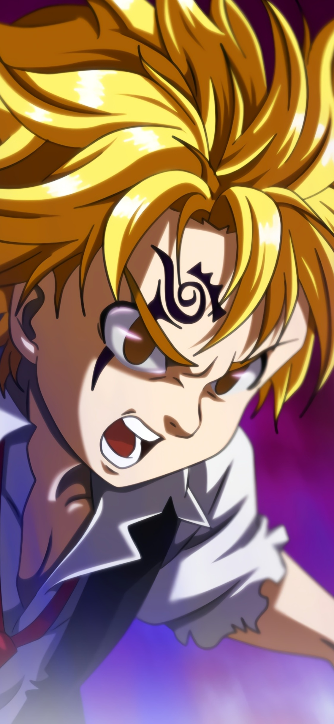 1125x2436 Meliodas The Seven Deadly Sins 4k Iphone Xs Iphone 10