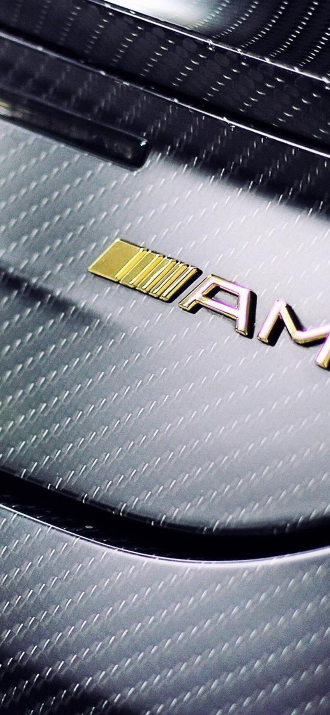1125x2436 Mercedes Amg Gold Logo Iphone Xs Iphone 10 Iphone