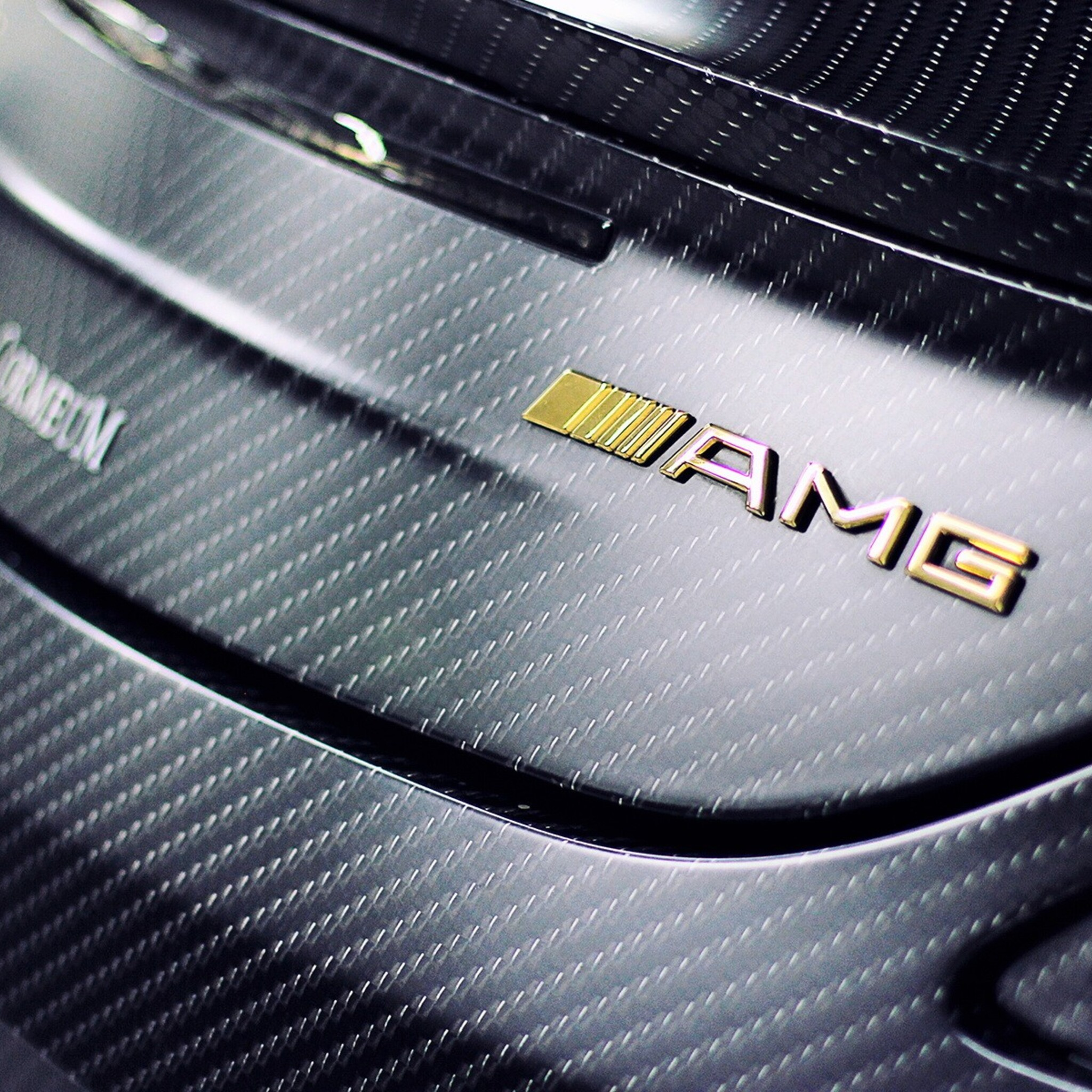 Photo Collection Amg Logo Orange Wallpaper
