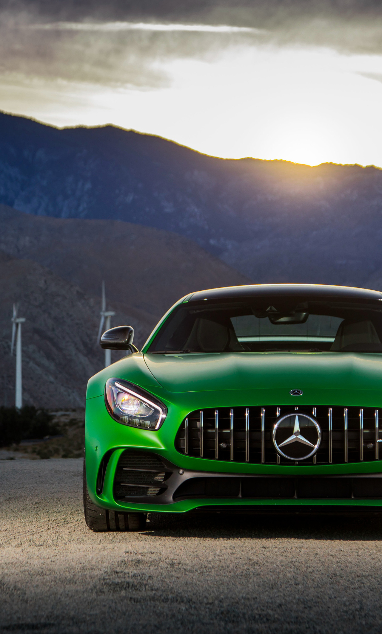 1280x2120 Mercedes Amg Gt R 2018 Iphone 6 Hd 4k Wallpapers Images
