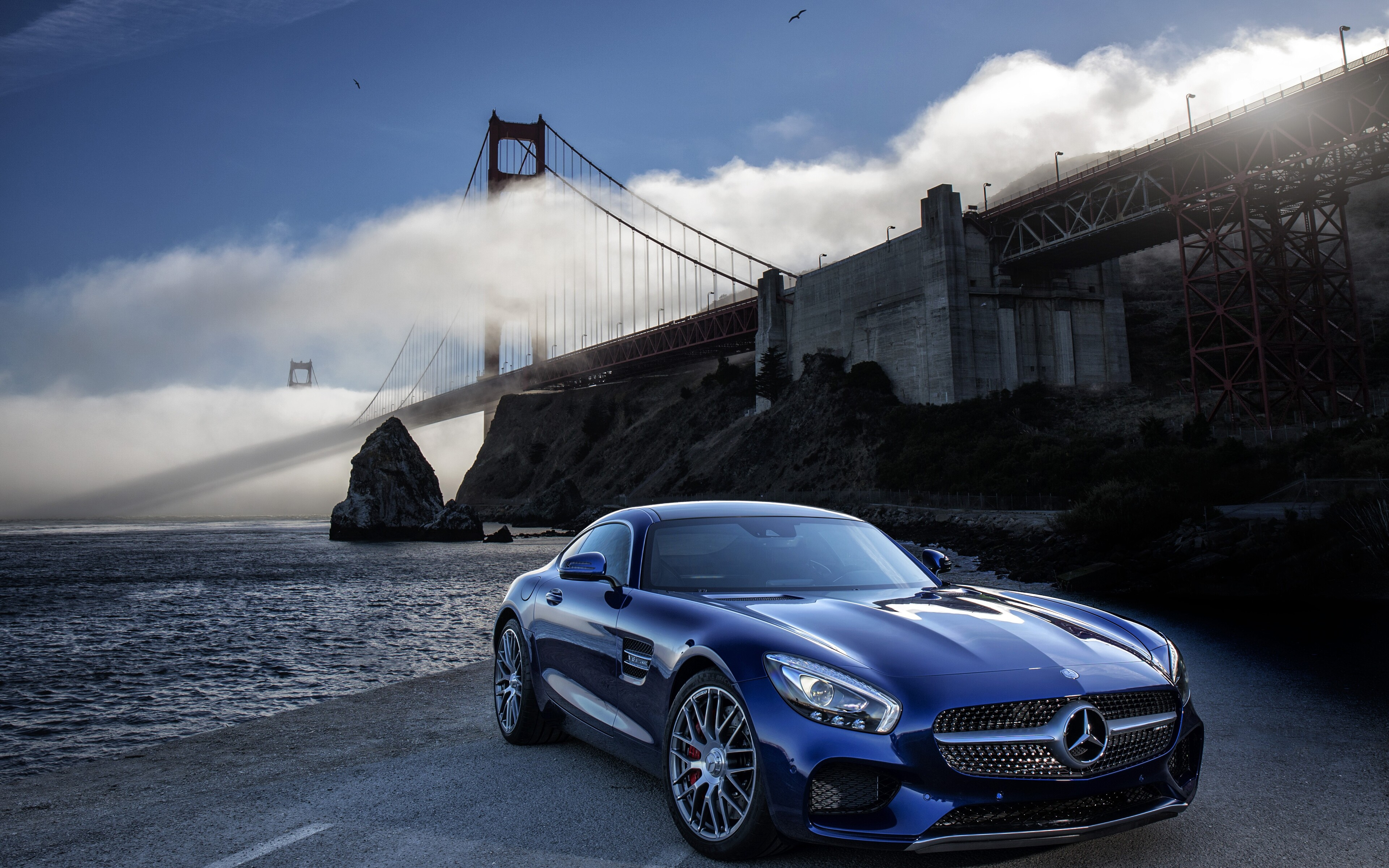 3840x2400 Mercedes AMG GT S 2019 4k HD 4k Wallpapers ...