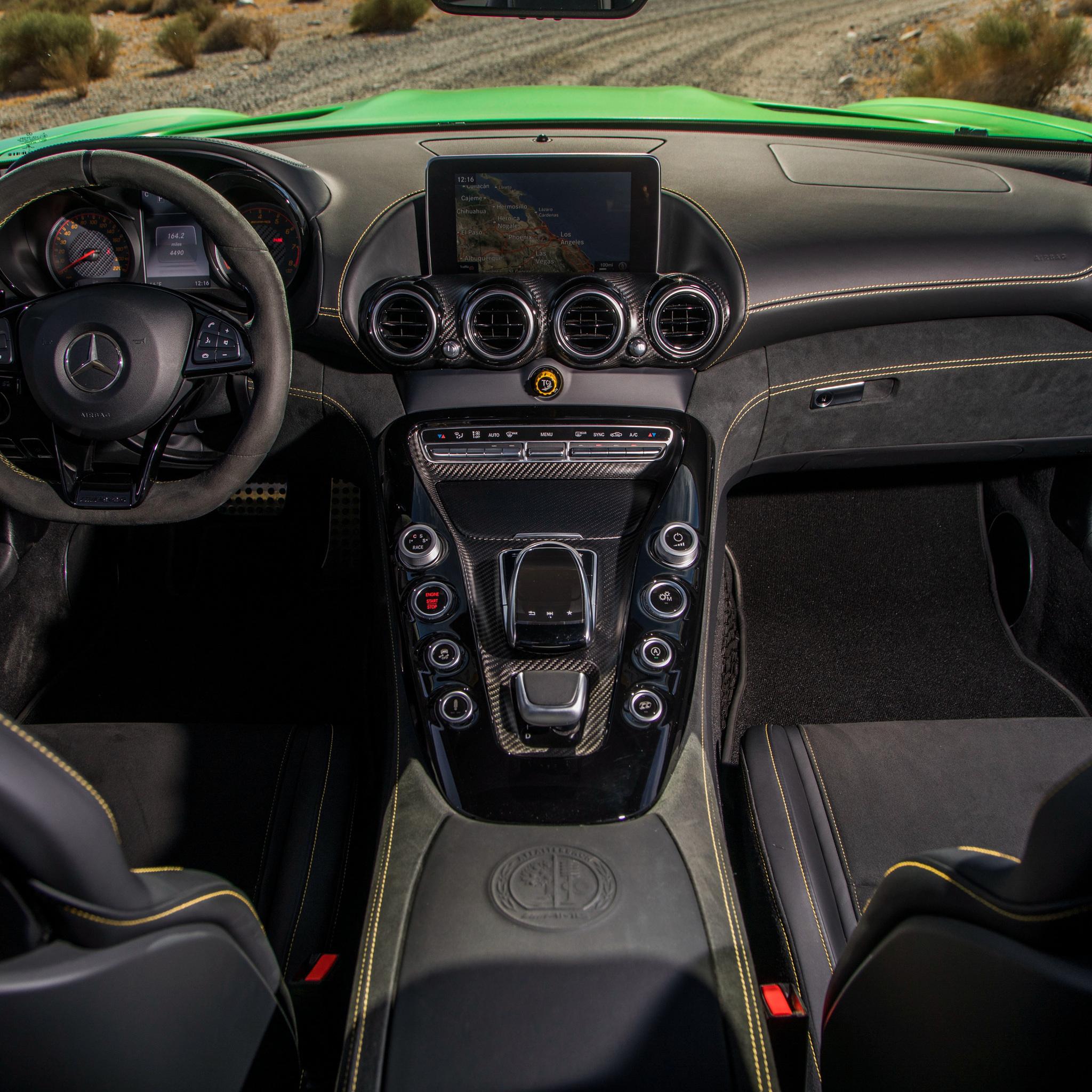 2048x2048 Mercedes AMG GTR Interior Ipad Air HD 4k