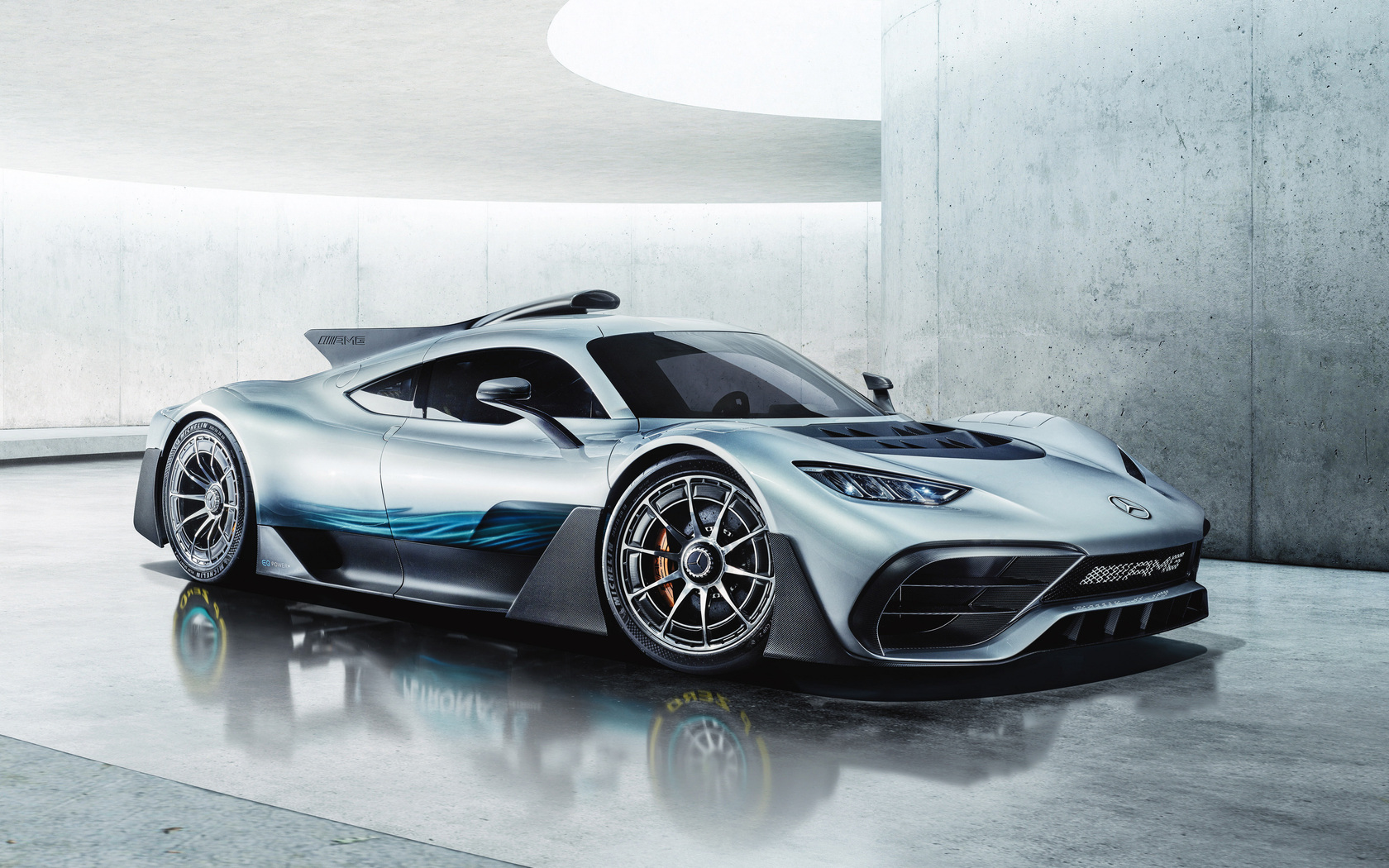 1680x1050 Mercedes Amg Project One 2018 1680x1050 Resolution Hd 4k