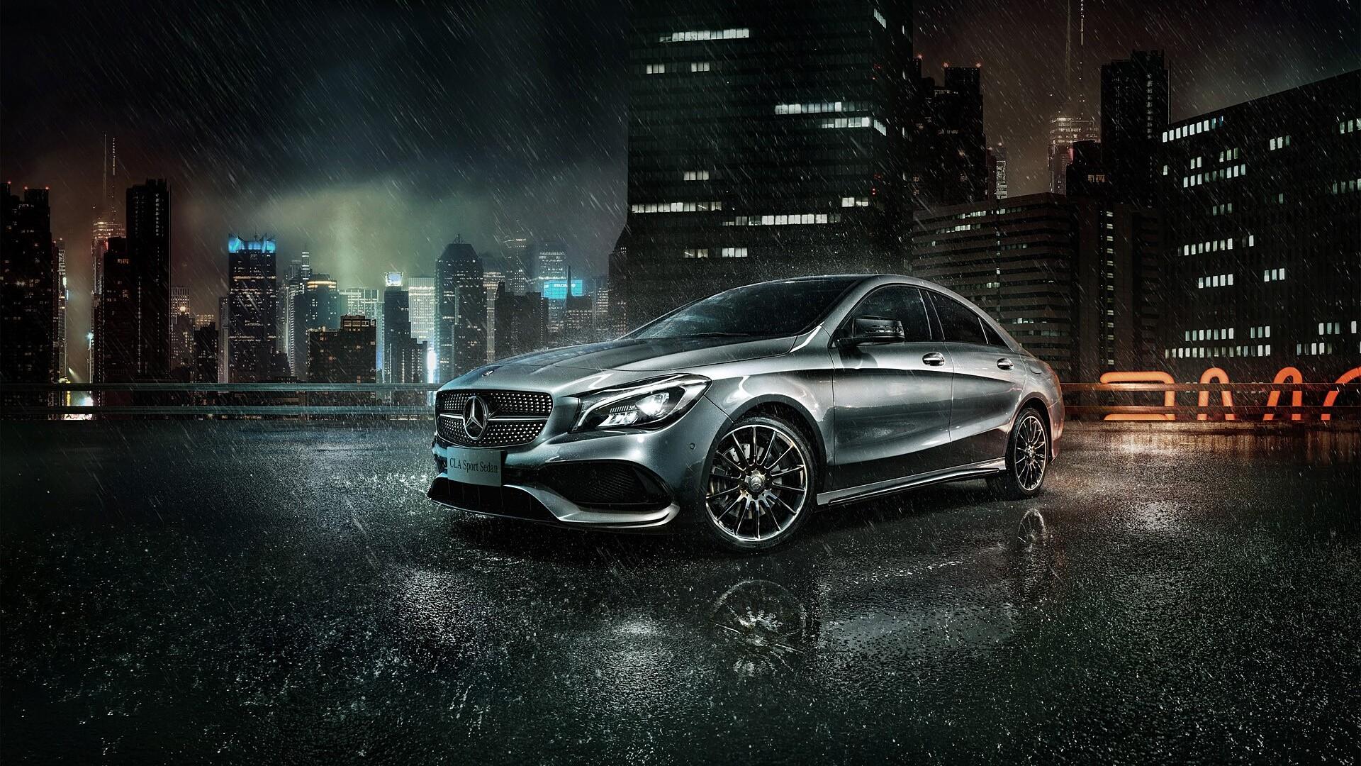 1920x1080 Mercedes Benz CLA Laptop Full HD 1080P HD 4k ...