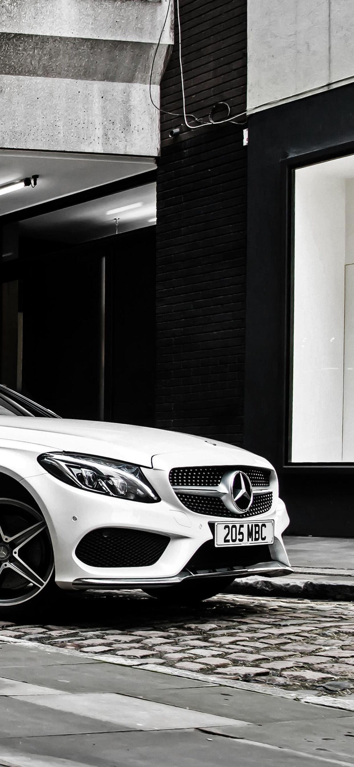 1242x2688 Mercedes Benz C Class Iphone Xs Max Hd 4k Wallpapers