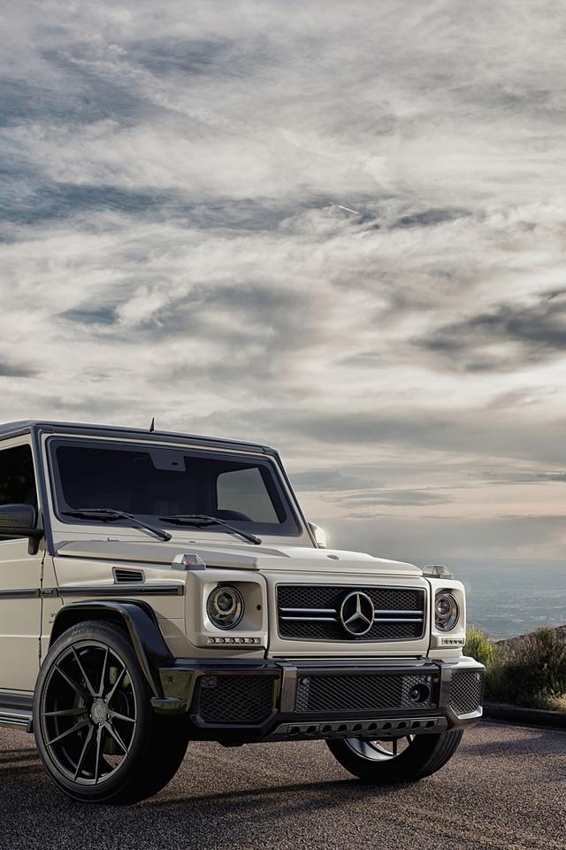 640x960 Mercedes Benz G Wagon iPhone 4, iPhone 4S HD 4k ...