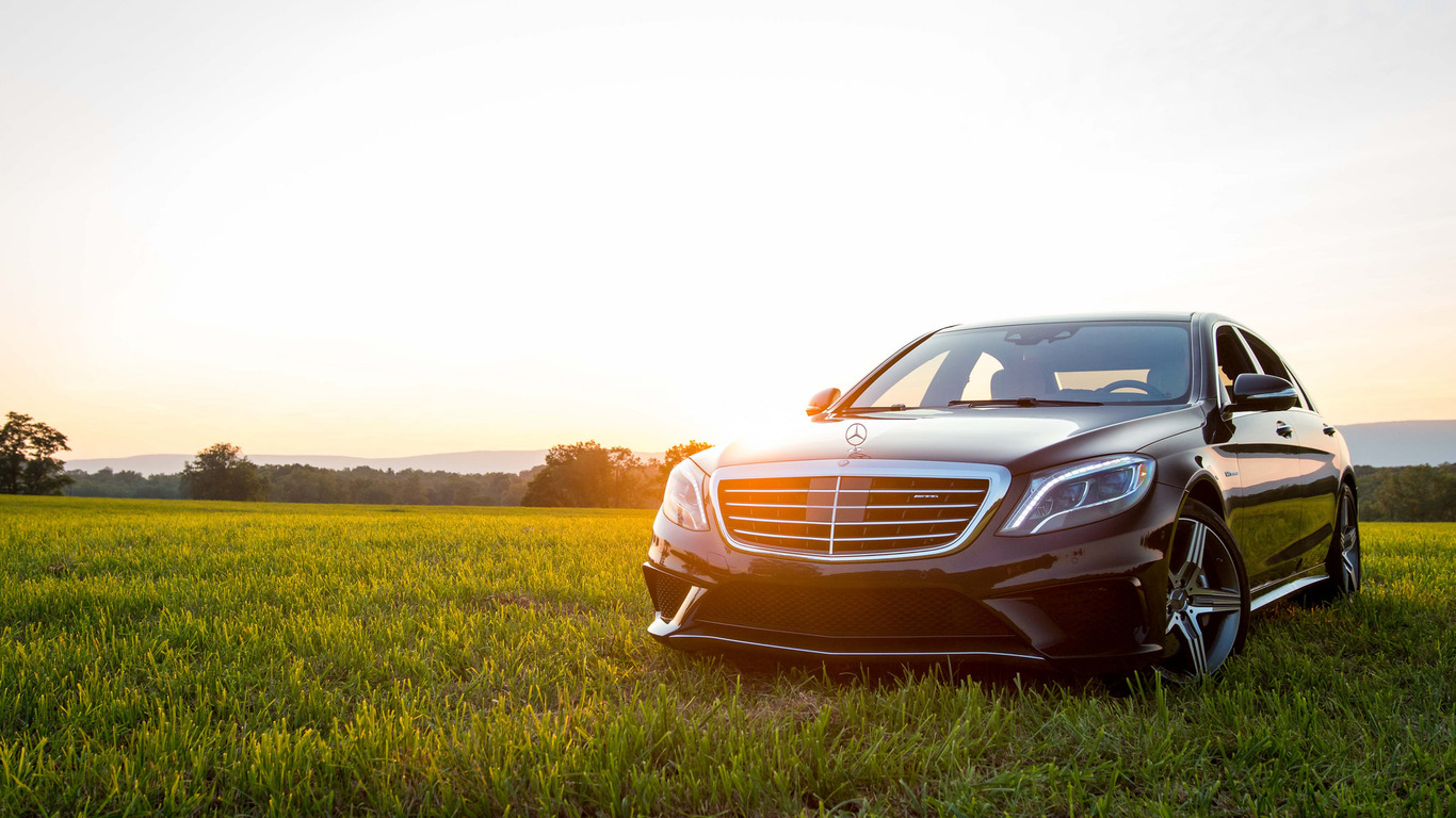 1366x768 Mercedes Benz S63 Amg 1366x768 Resolution Hd 4k