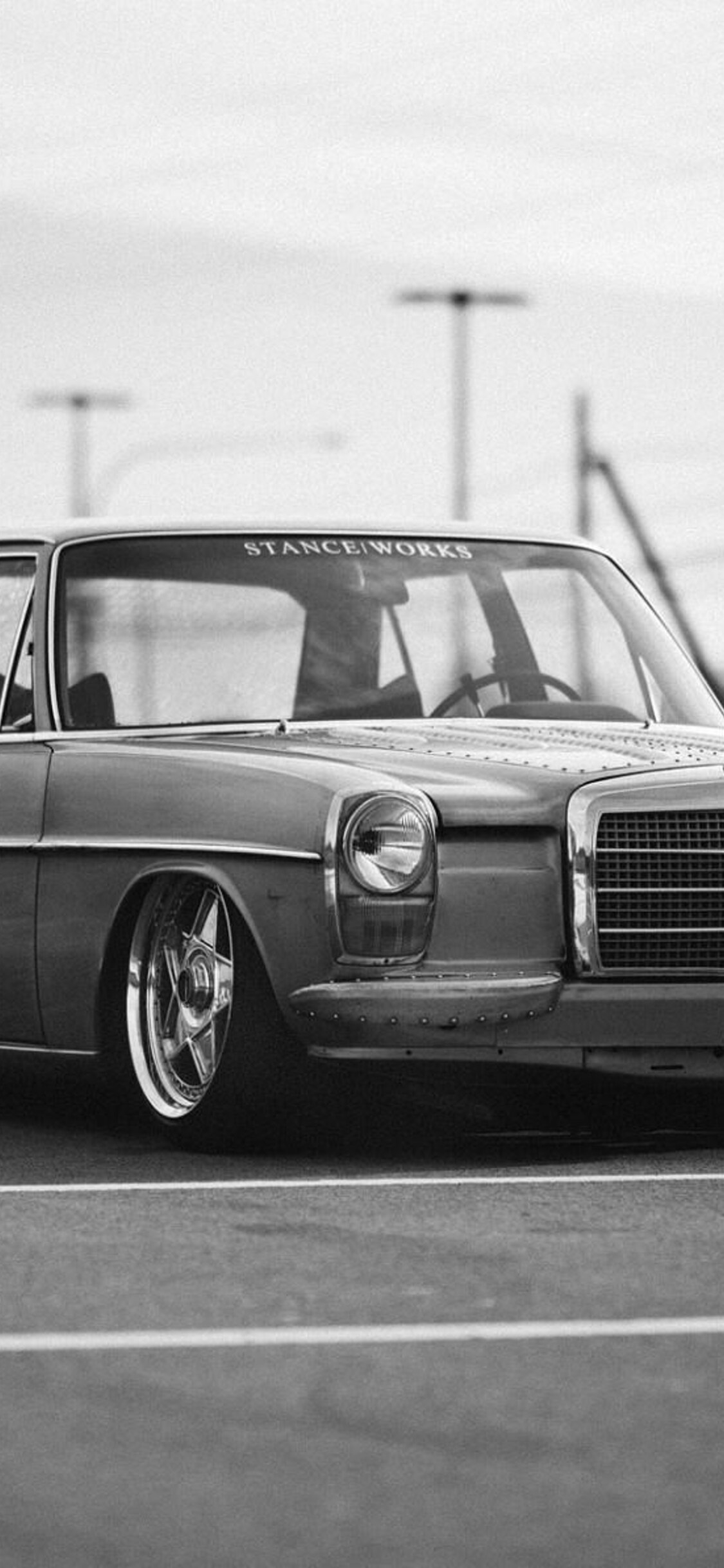 1125x2436 Mercedes Benz Stance Works Iphone Xs Iphone 10
