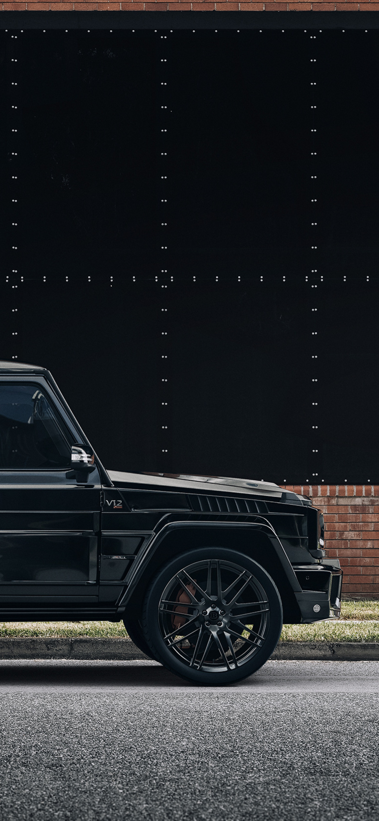 1242x2688 Mercedes G Class Side View Iphone Xs Max Hd 4k Wallpapers
