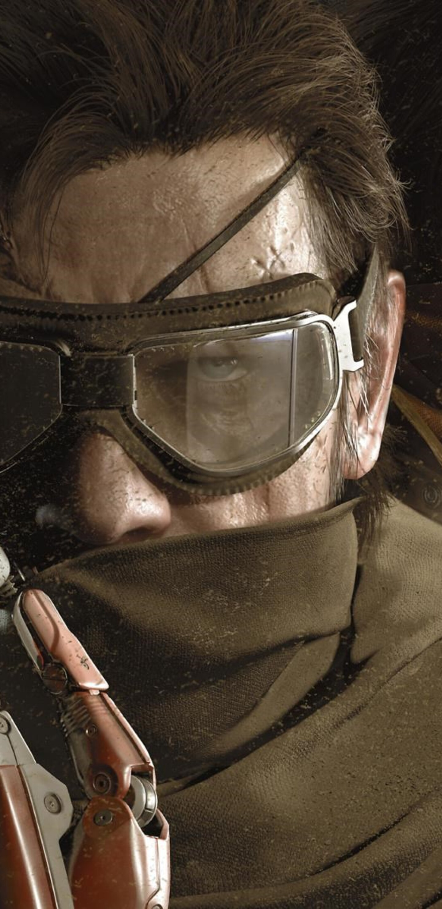 1440x2960 Metal Gear Solid V The Phantom Pain Samsung Galaxy