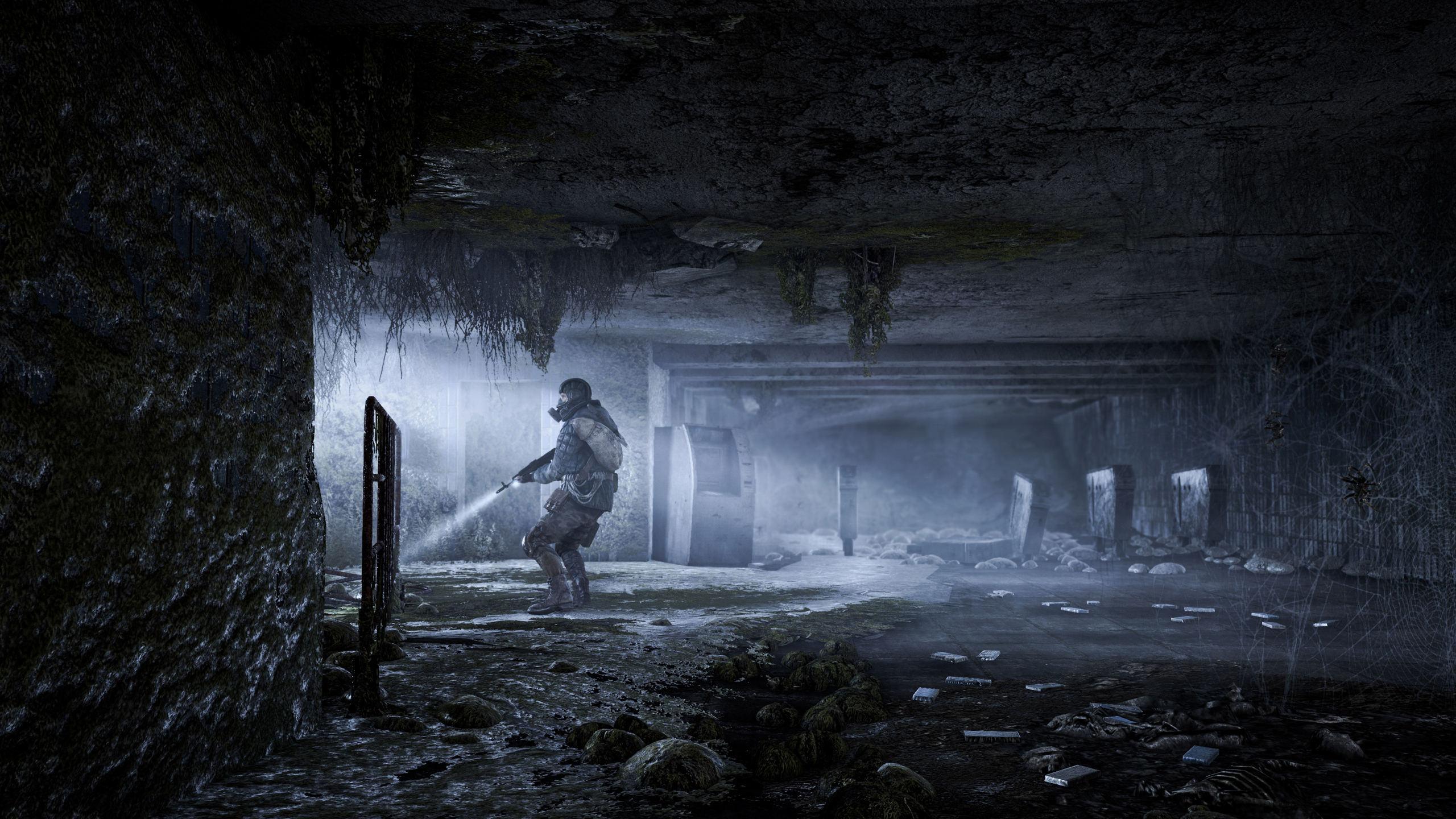 2560x1440 Metro Last Light Redux 4k 1440p Resolution Hd 4k