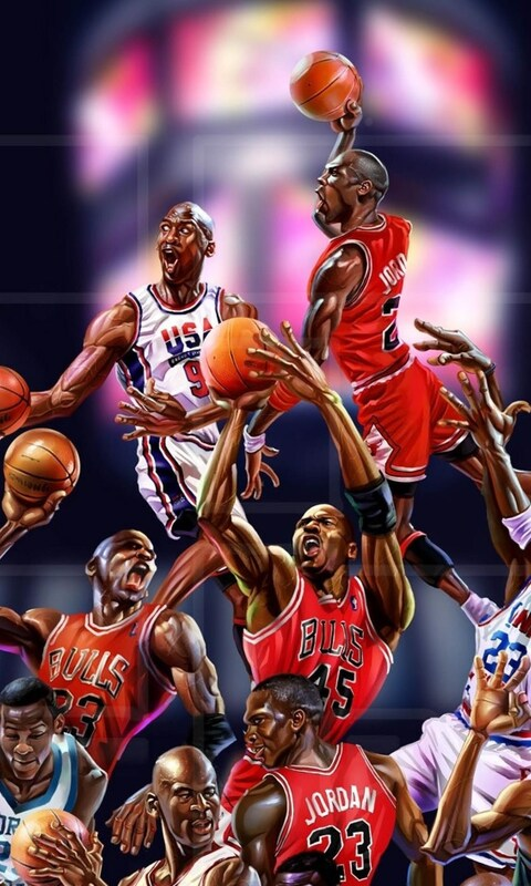 480x800 Michael Jordan Art Galaxy Note Htc Desire Nokia Lumia 520 625 Android Hd 4k Wallpapers Images Backgrounds Photos And Pictures