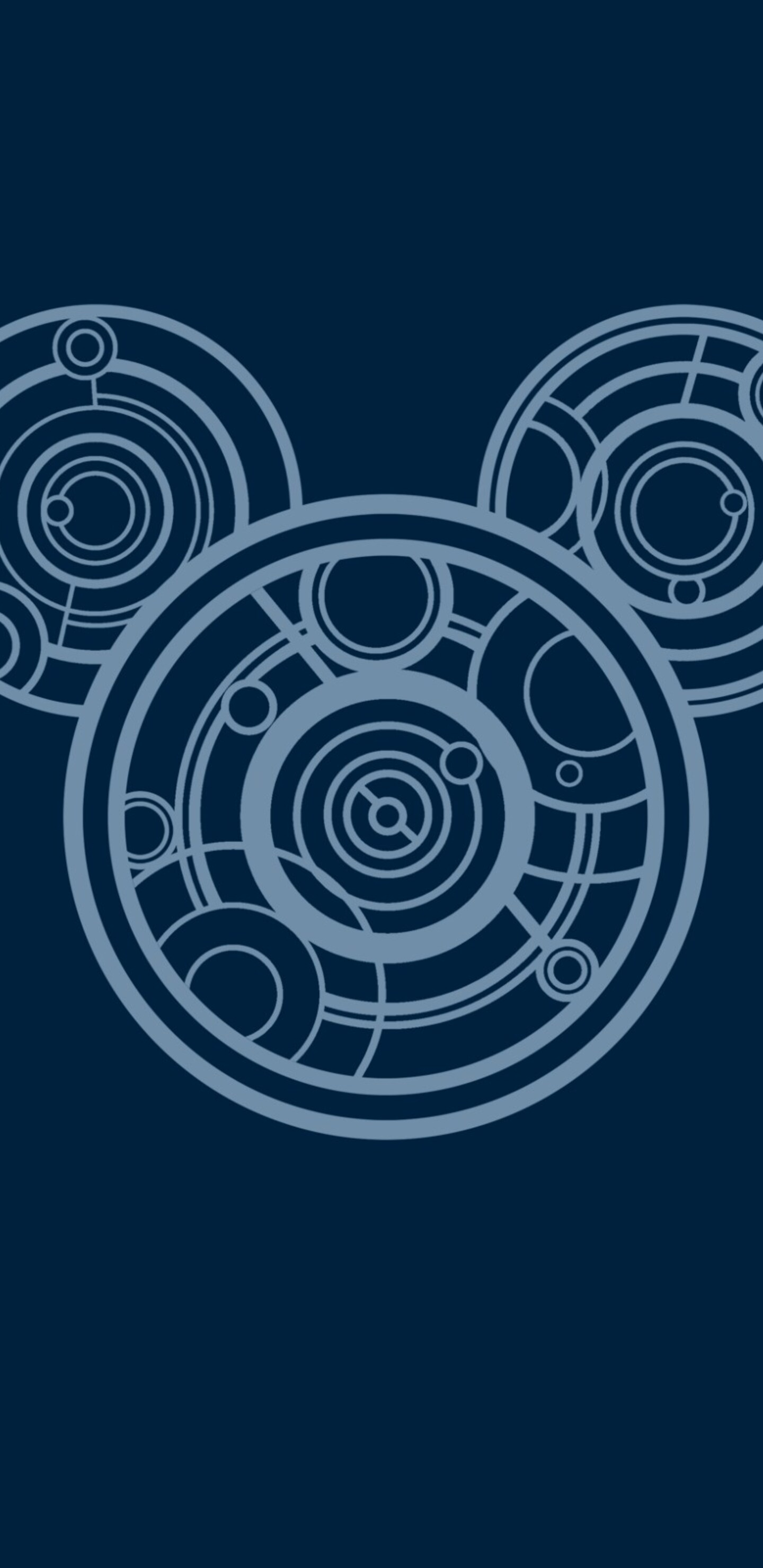 1440x2960 Mickey Mouse Minimalism Samsung Galaxy Note 9,8, S9,S8,S8+