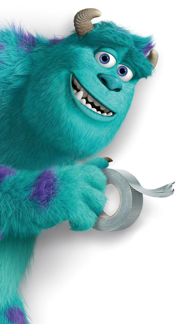 750x1334 Mike And James Monster University Iphone 6 Iphone
