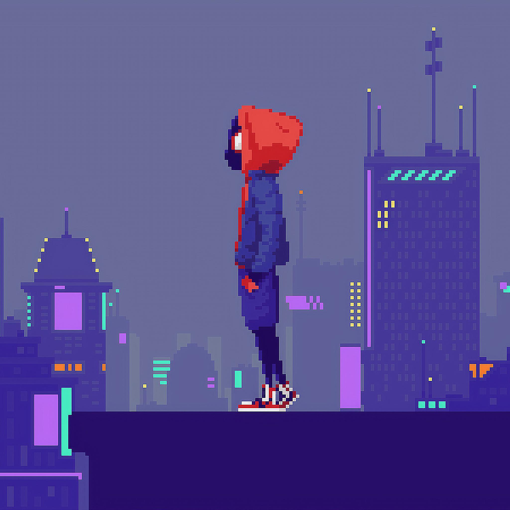 Pixel Art Ipad Wallpaper