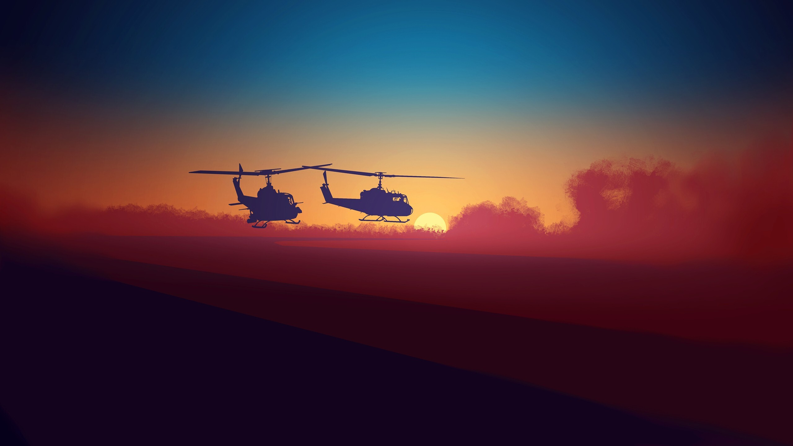 2560x1440 Military Helicopters Minimalsm 1440p Resolution Hd 4k Wallpapers Images Backgrounds Photos And Pictures