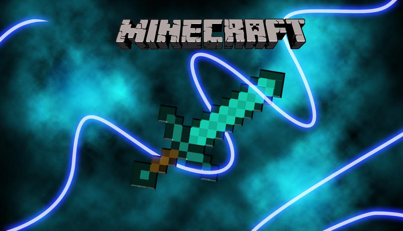 Popular Wallpaper Minecraft Laptop - minecraft-3-1336x768  Photograph_591329.jpg