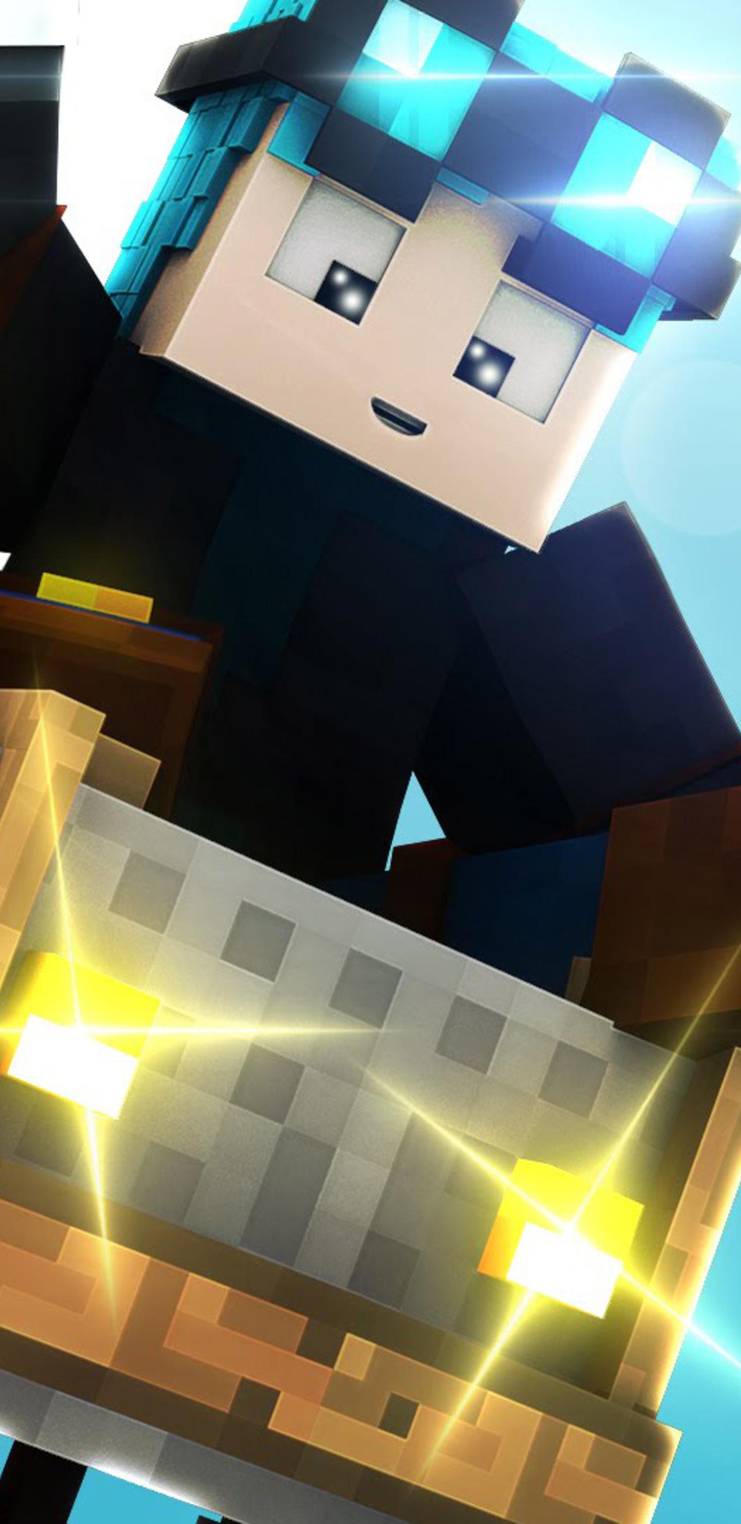 Must see Wallpaper Minecraft Samsung - minecraft-hd-qb-1440x2960  Trends_259951.jpg