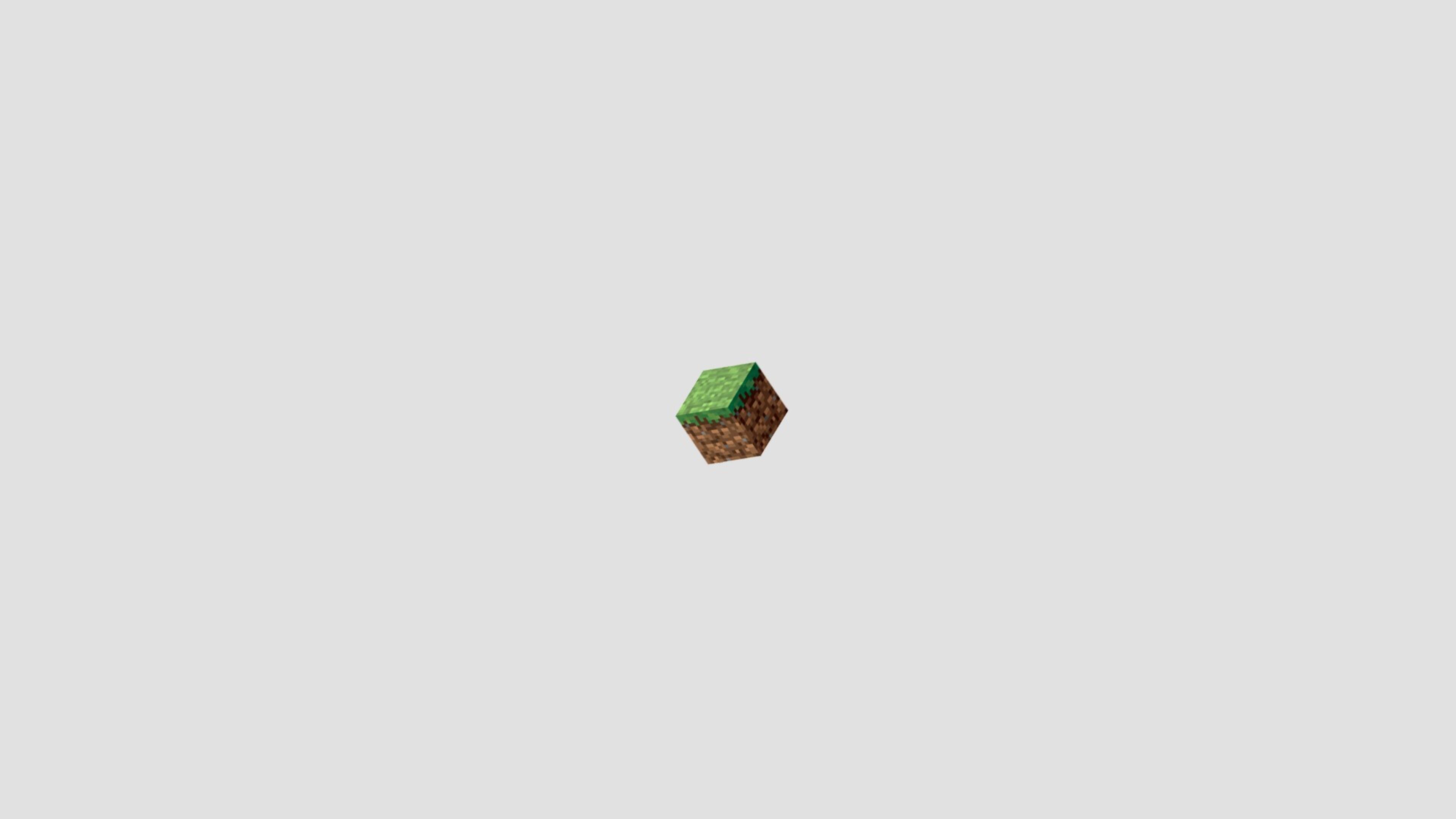 3840x2160 Minecraft Minimalism 4k Hd 4k Wallpapers Images