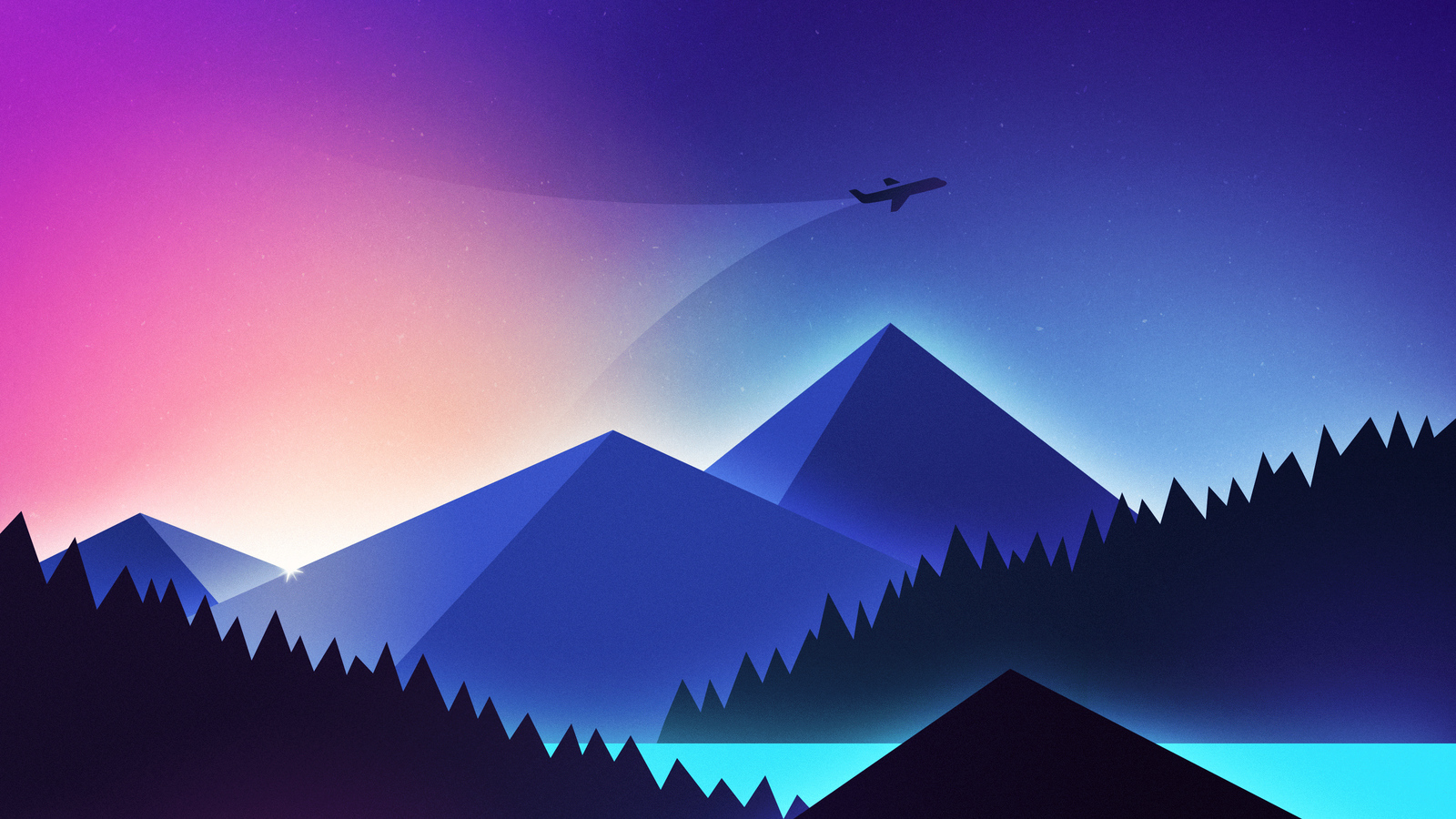 1600x900 minimalism plane 1600x900 resolution hd 4k wallpapers images backgrounds photos and - Wallpapers 1600x900 ...