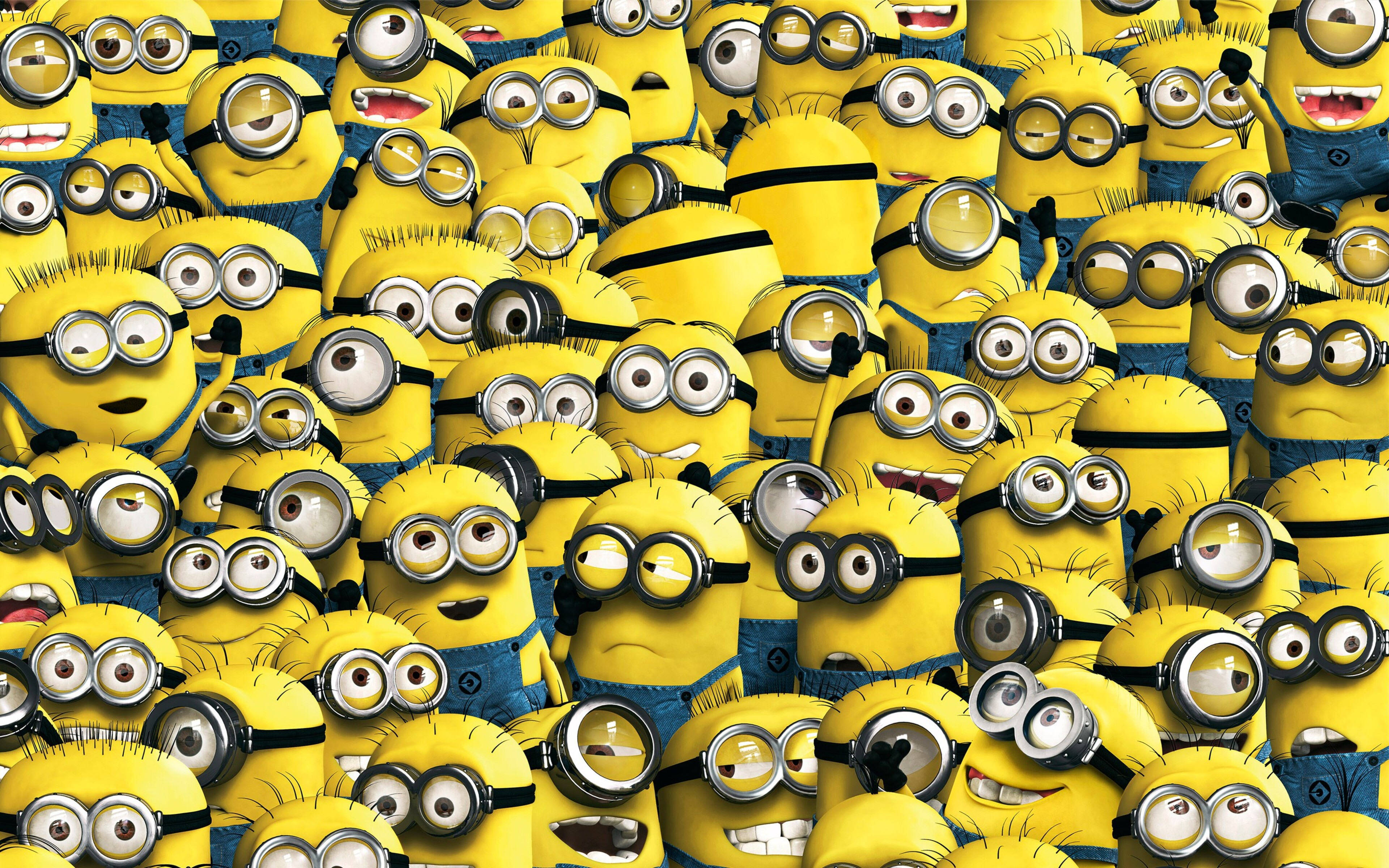 3840x2400 Minions 6 4k HD 4k Wallpapers, Images