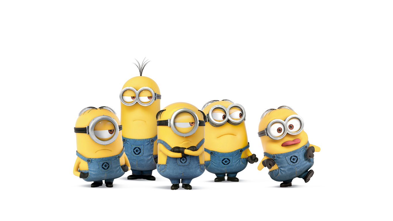 1366x768 Minions 8k 1366x768 Resolution Hd 4k Wallpapers Images