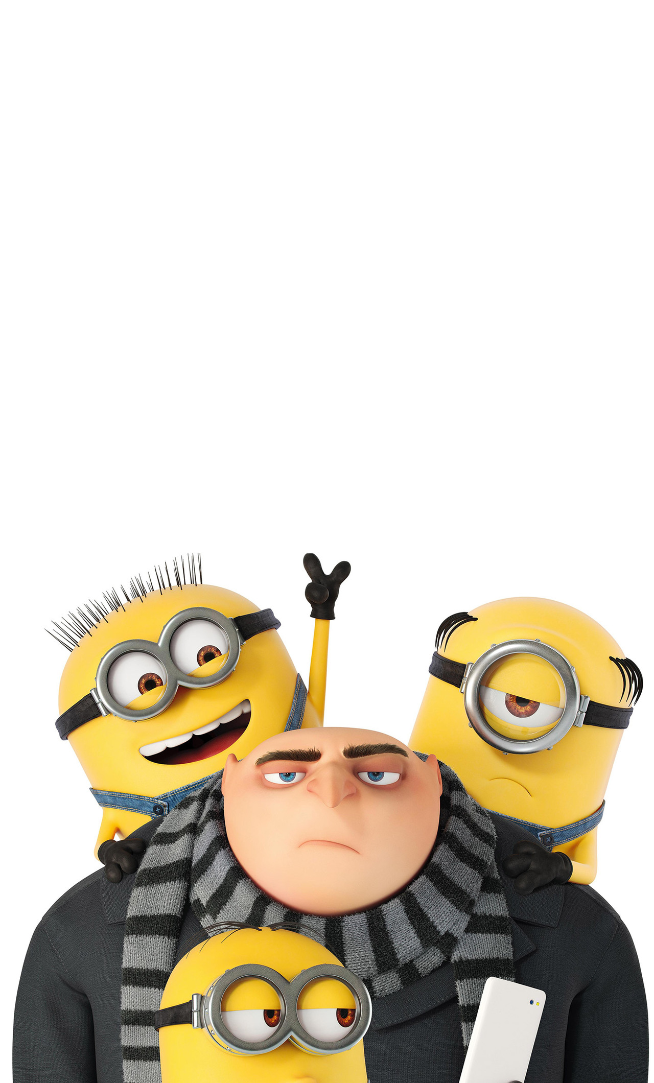 despicable me wallpaper minions 64 images - HD 1280×2120
