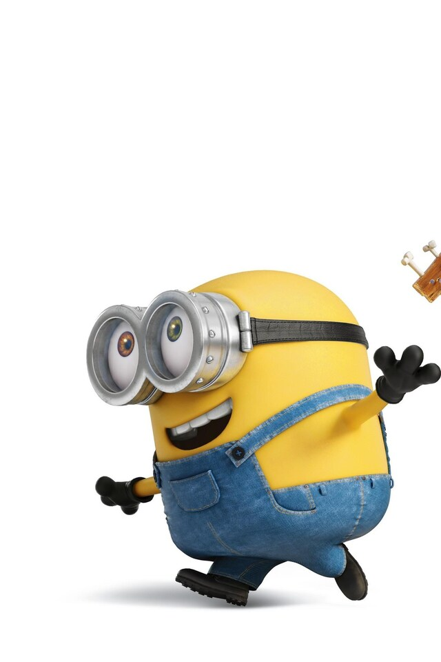 640x960 Minions Funny 2 IPhone 4 4S HD 4k Wallpapers Images