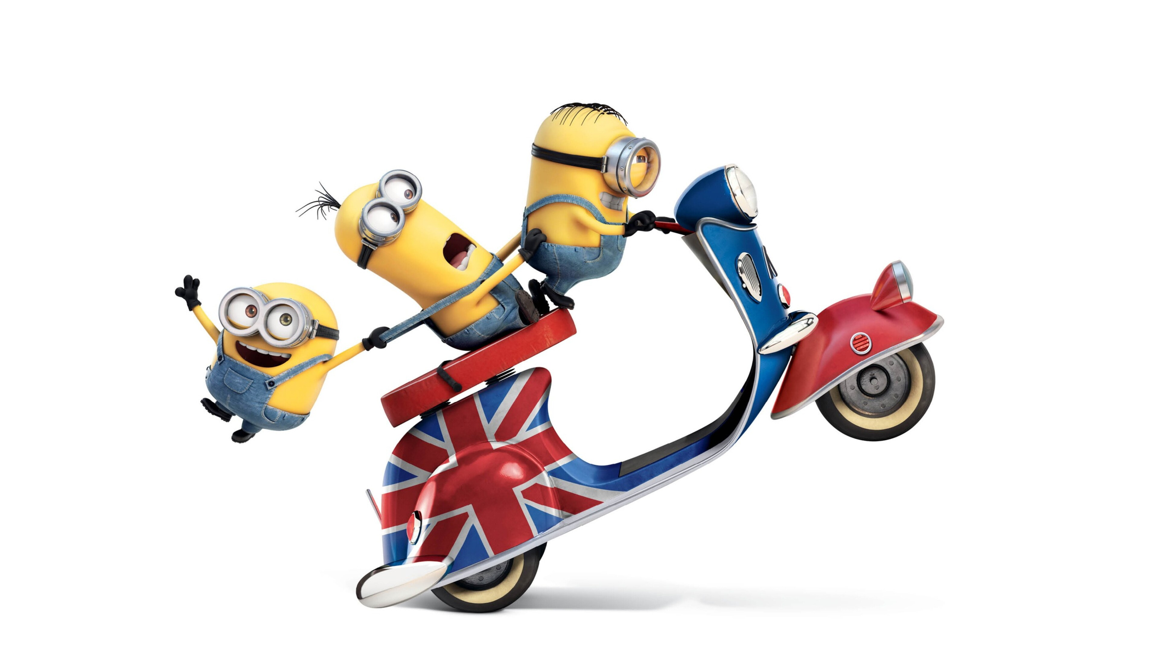 3840x2160 minions funny 3 4k hd 4k wallpapers images