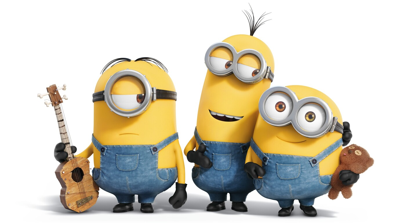 1366x768 Minions Movie 1366x768 Resolution Hd 4k Wallpapers Images