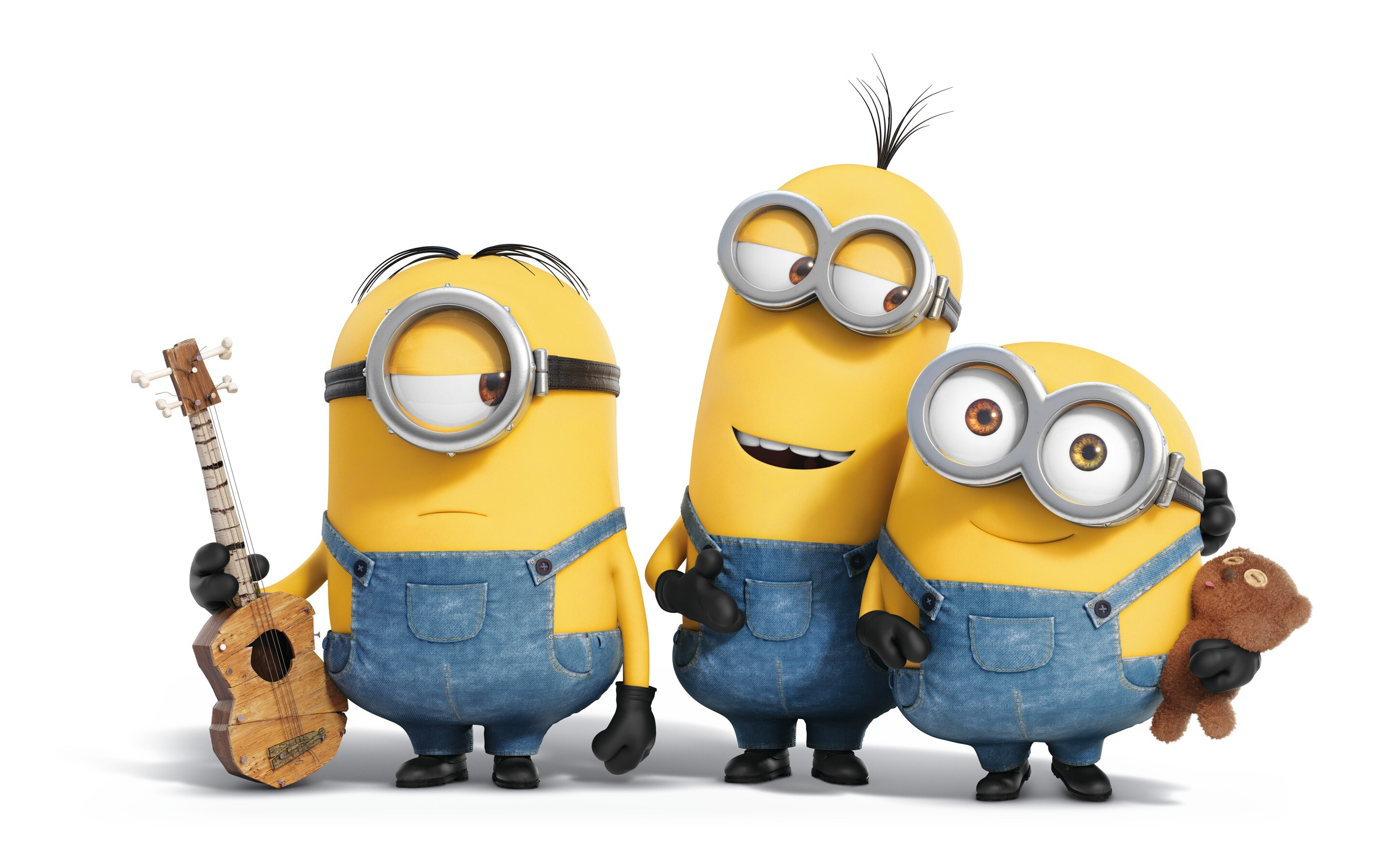 2880x1800 Minions Movie Macbook Pro Retina HD 4k Wallpapers,