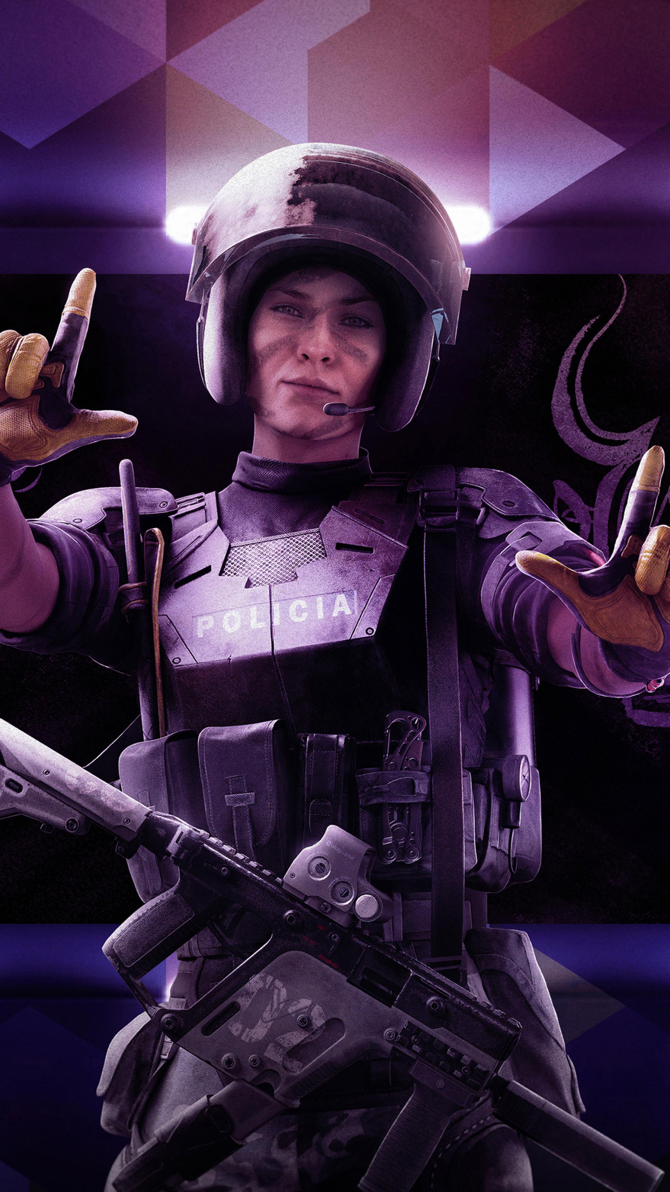 Tom Clancys Rainbow Six Siege Dokkaebi 4k, HD Games, 4k