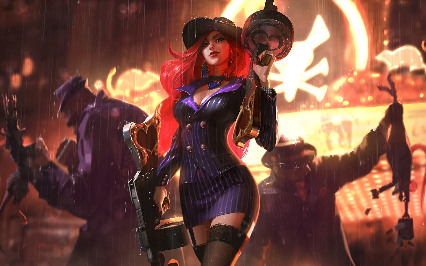 1440x900 Miss Fortune League Of Legends 1440x900 Resolution Hd 4k