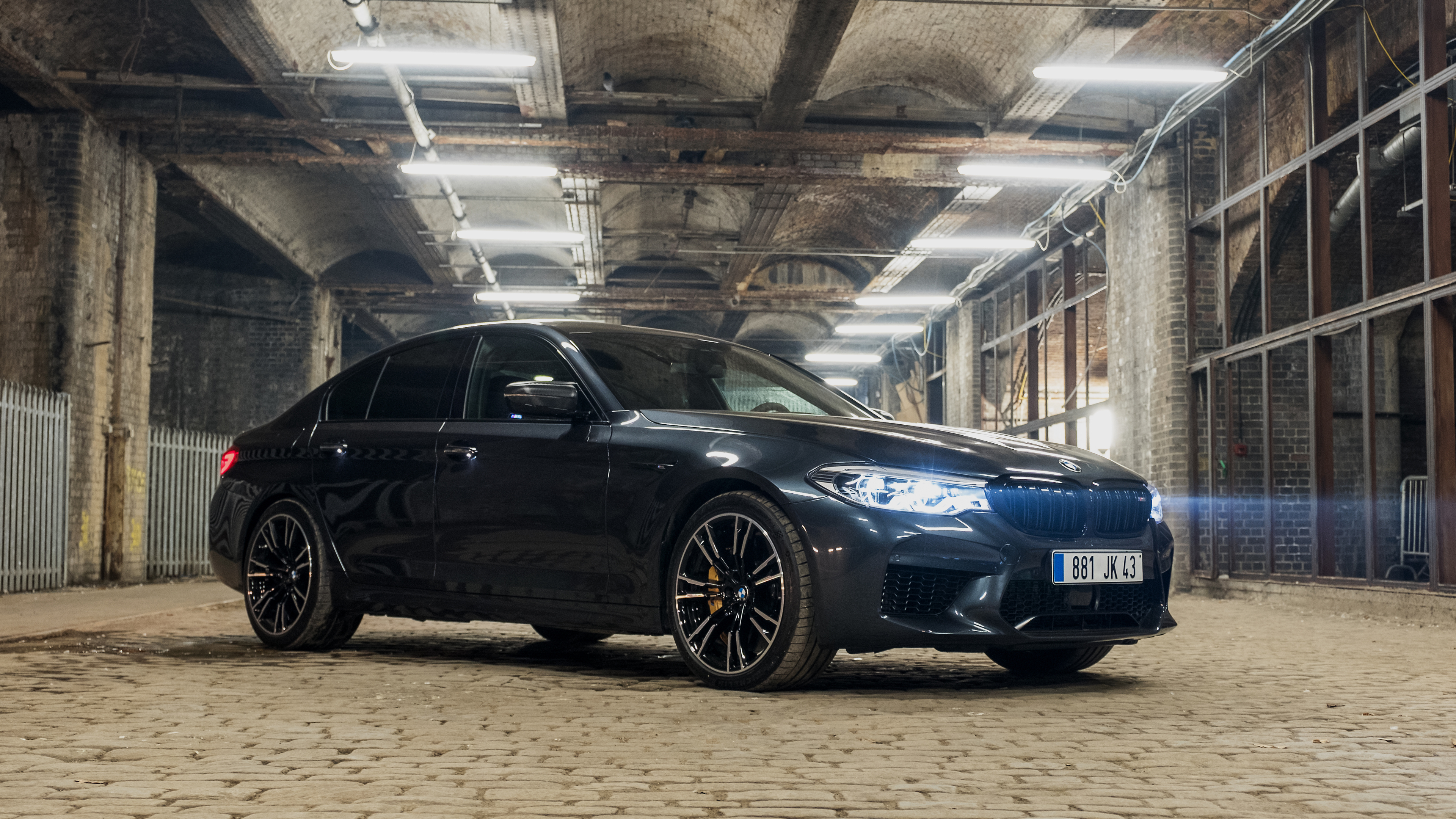 3840x2160 Mission Impossible Fallout Bmw M5 4k Hd 4k