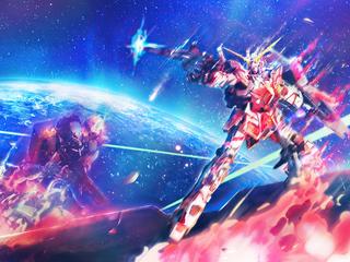 320x240 Mobile Suit Gundam Unicorn Anime 4k Apple Iphone ...